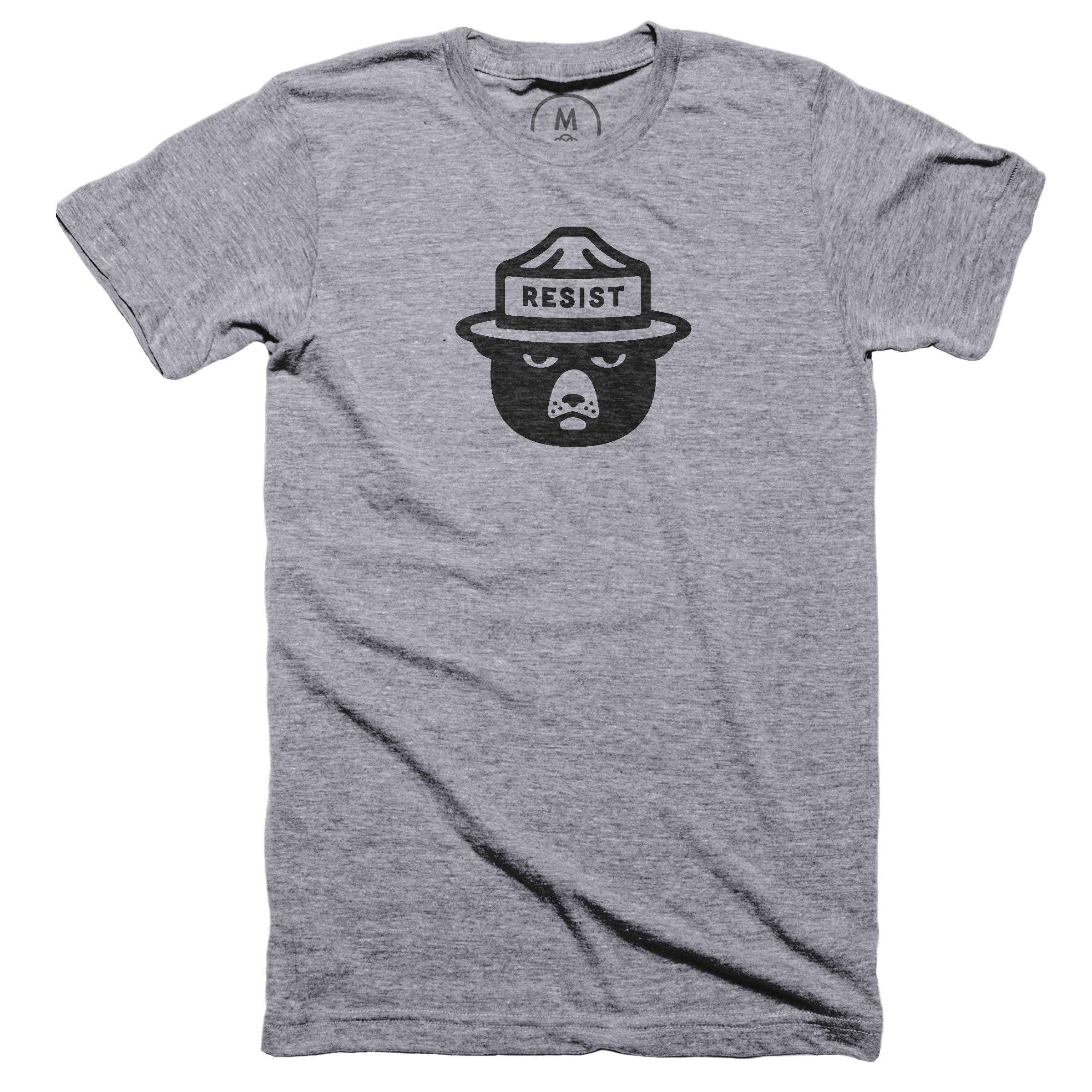 Only You Can Prevent Alt Facts Premium Heather (Men's)