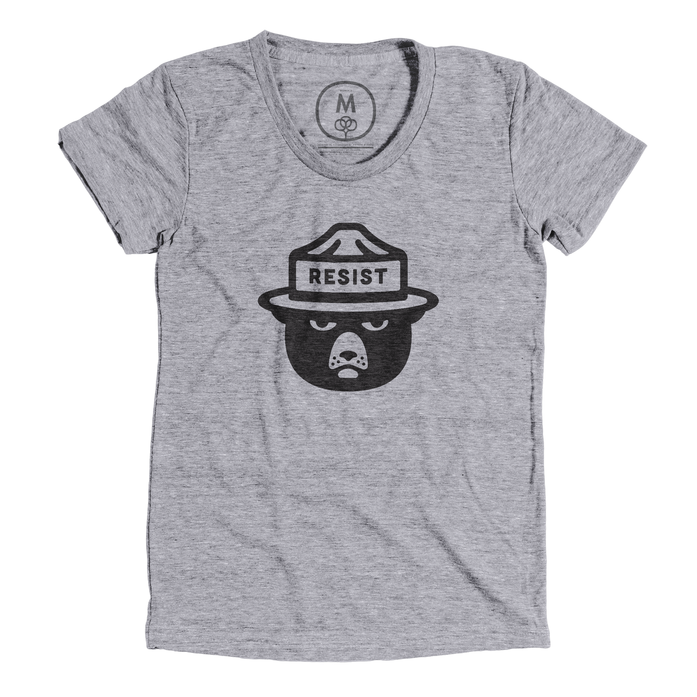 Only You Can Prevent Alt Facts Premium Heather (Women's)