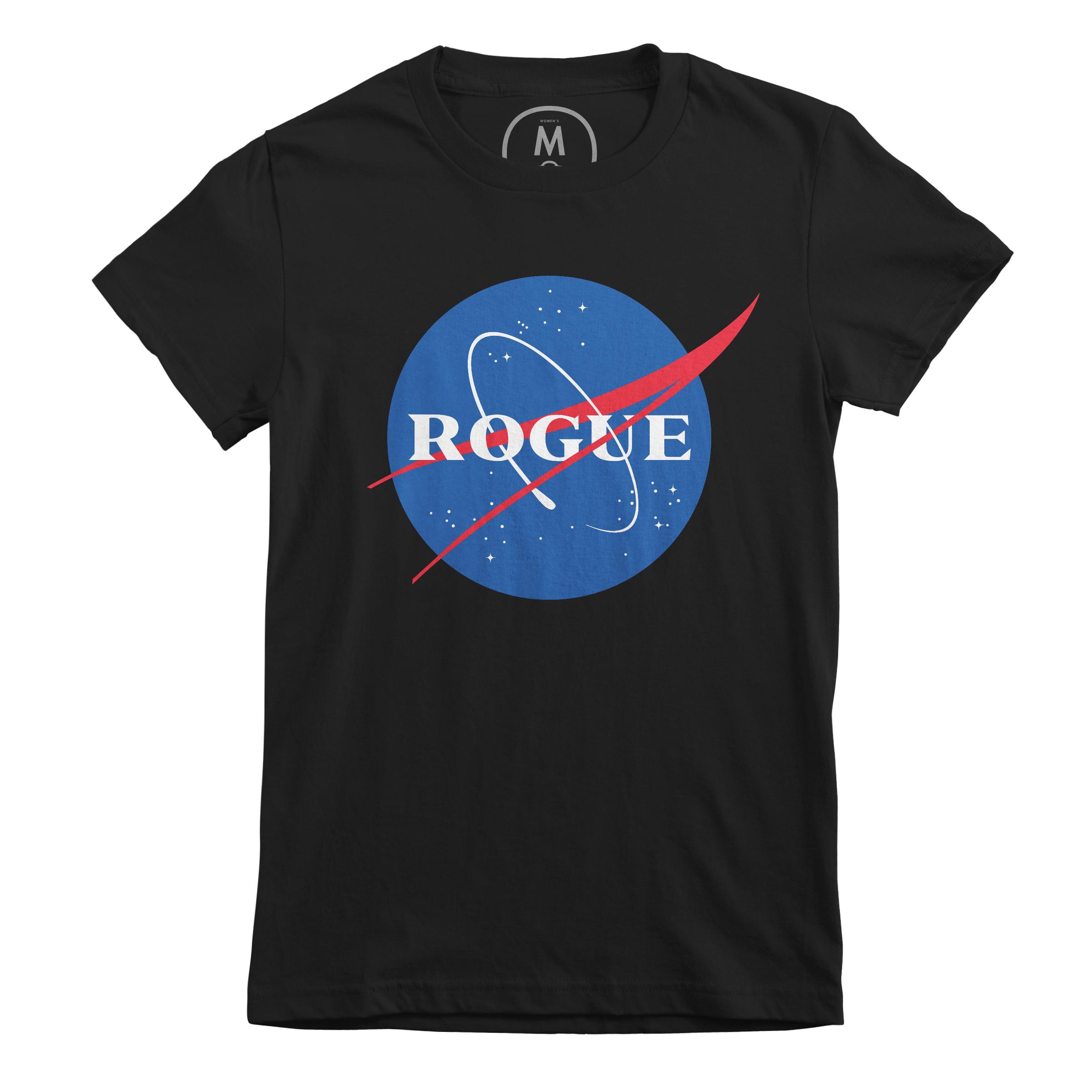 Rogue NASA Black (Women's)