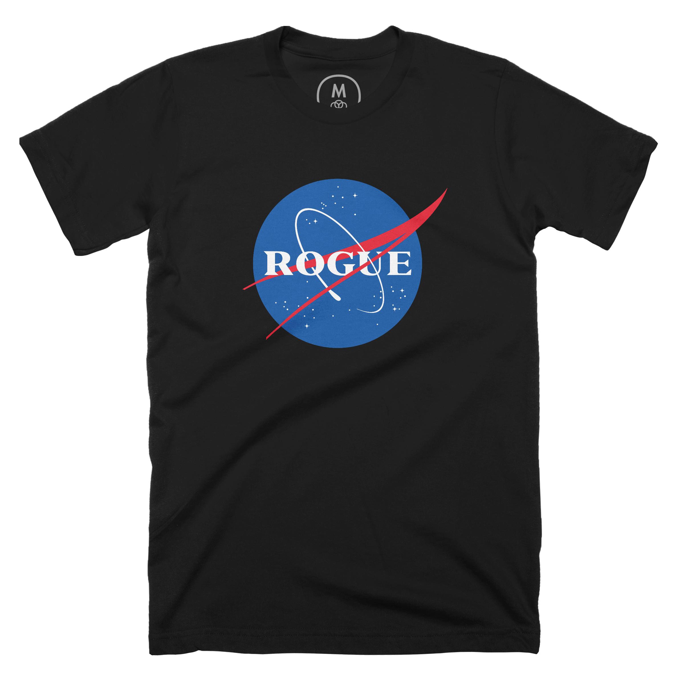Rogue NASA Black (Men's)