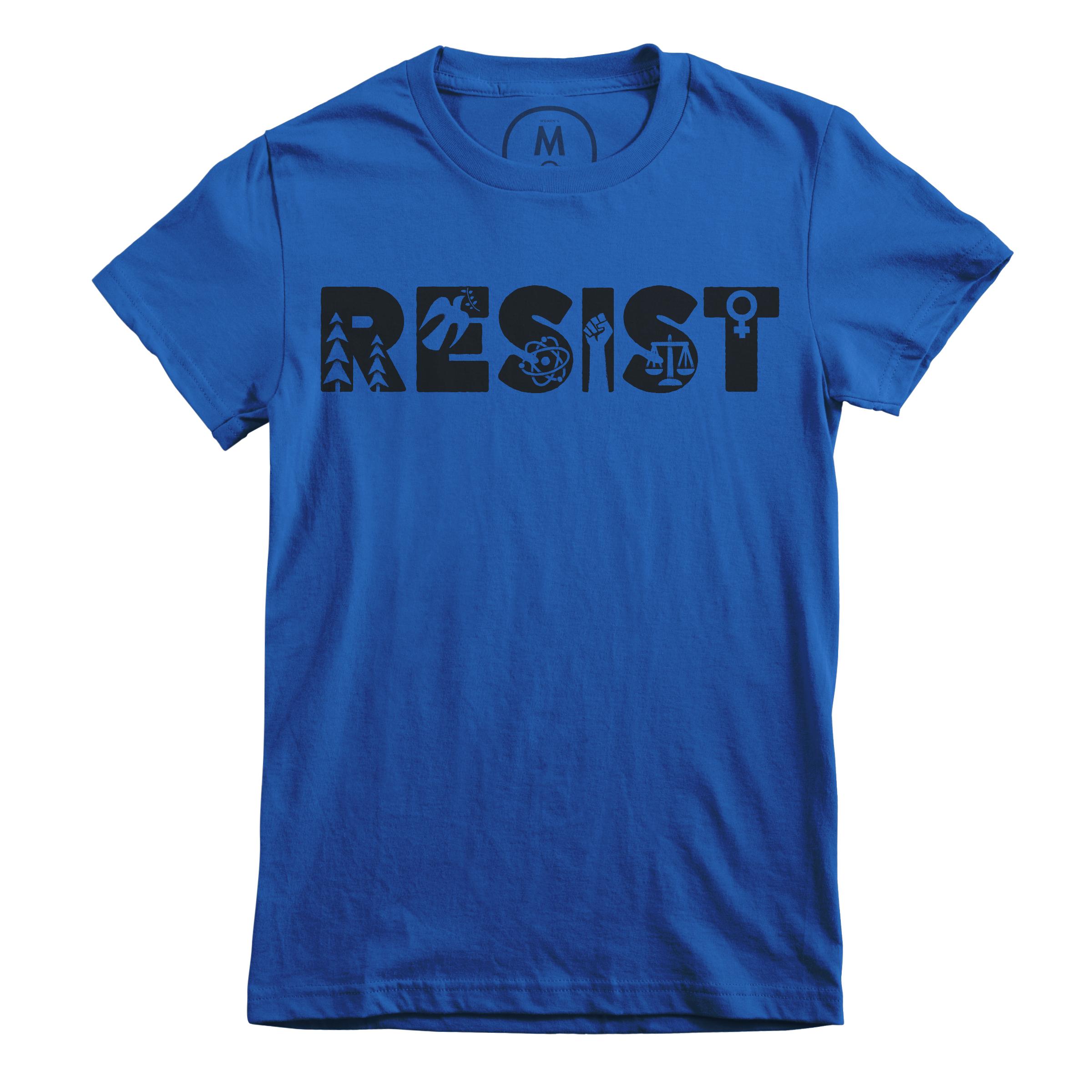 RESIST Royal (Women's)