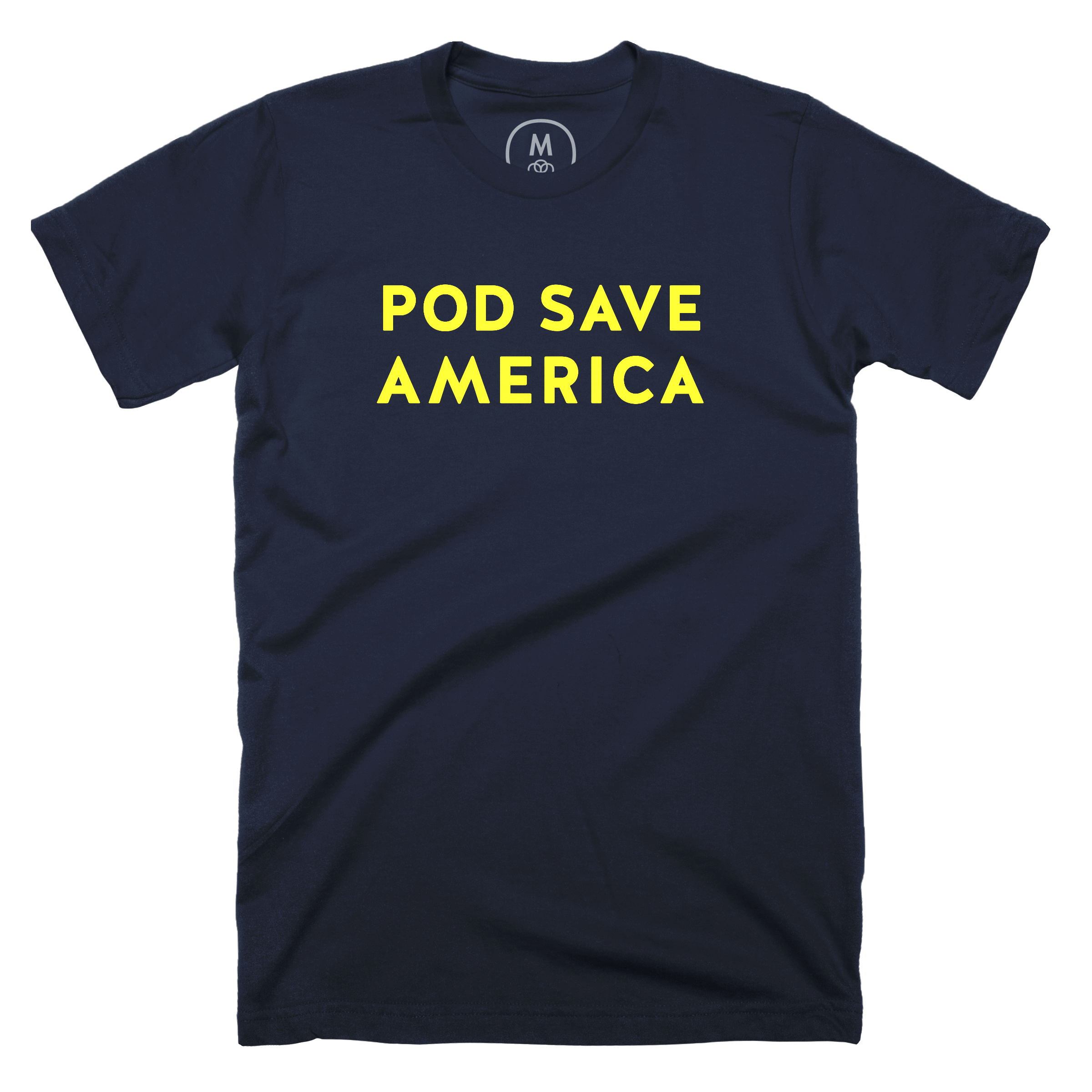 Pod Save America Midnight Navy (Men's)