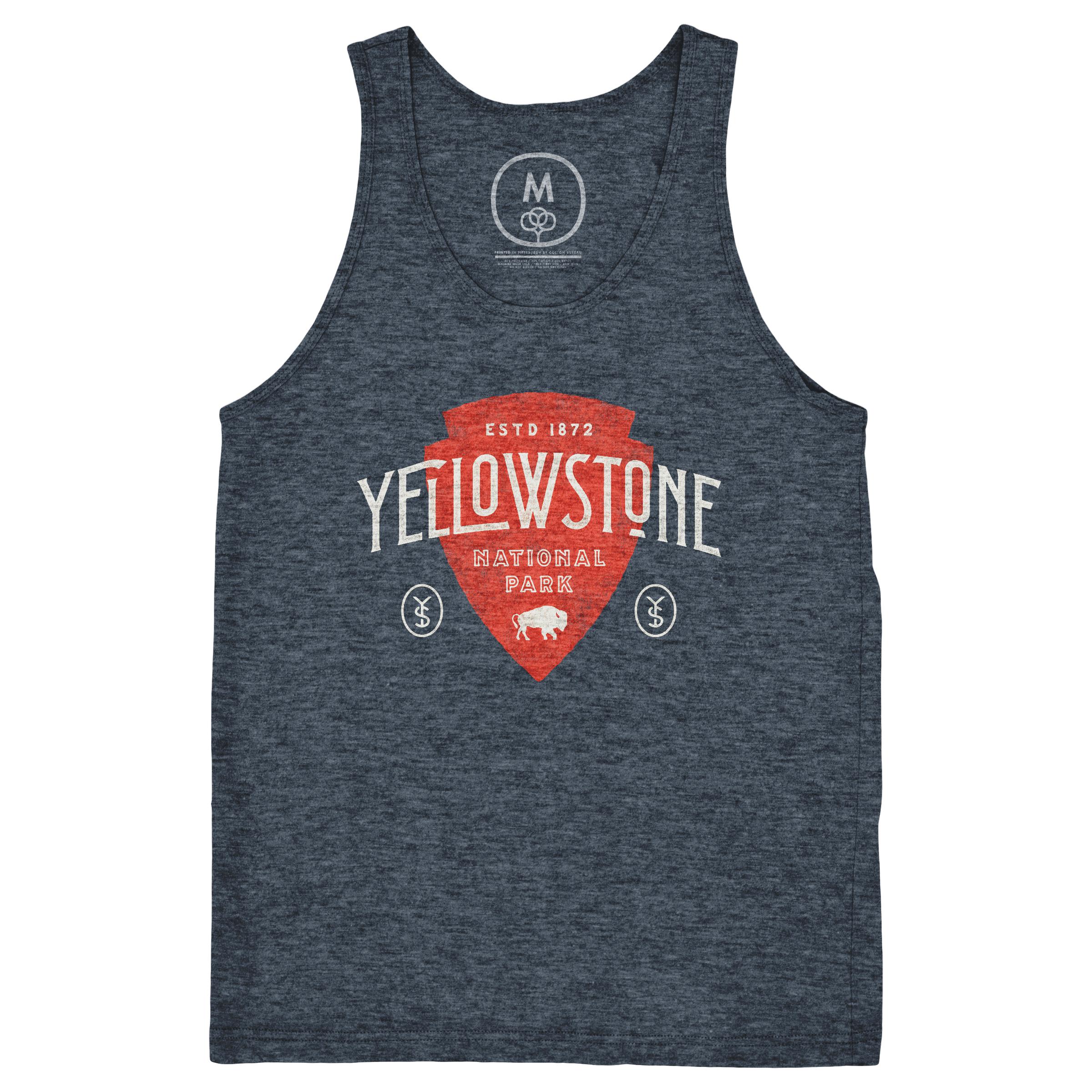 Yellowstone Pullover Crewneck