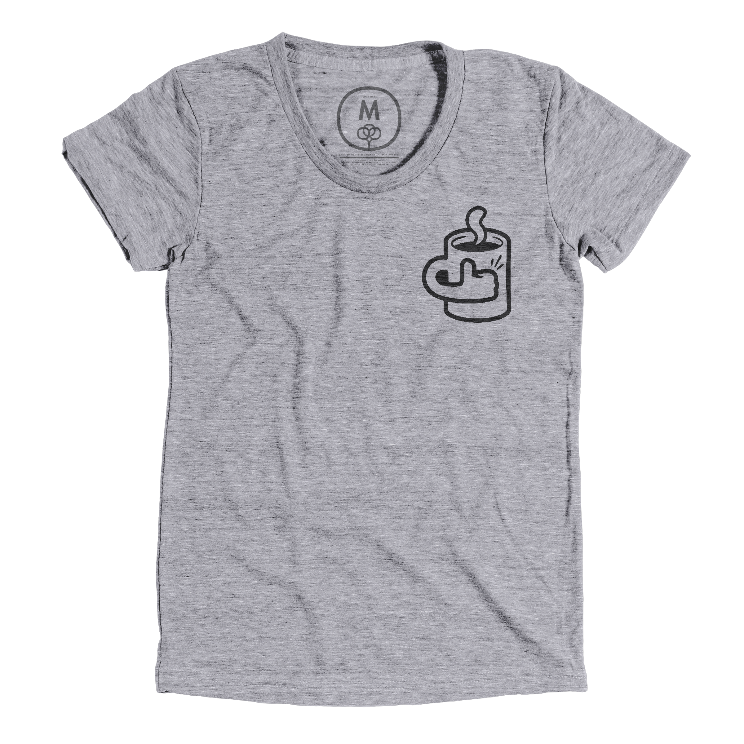 A Damn Fine Cup Premium Heather (Women's)