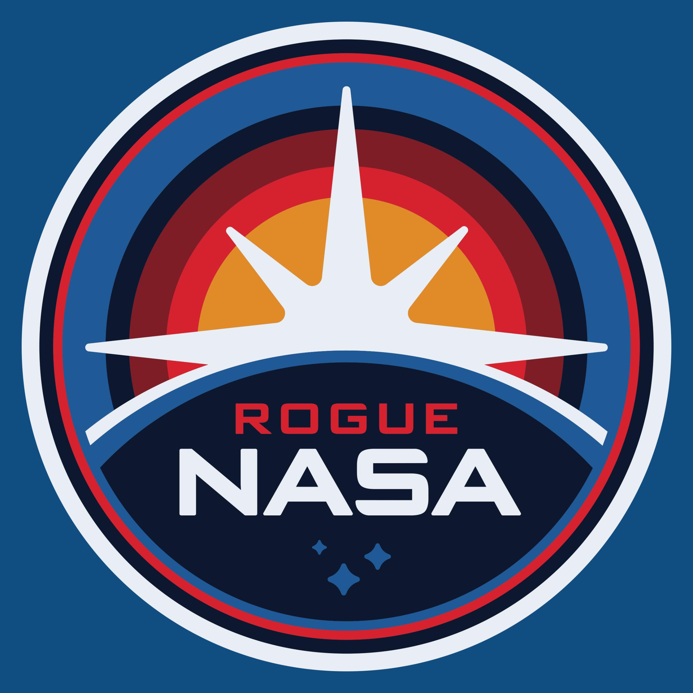 Rogue NASA Insignia