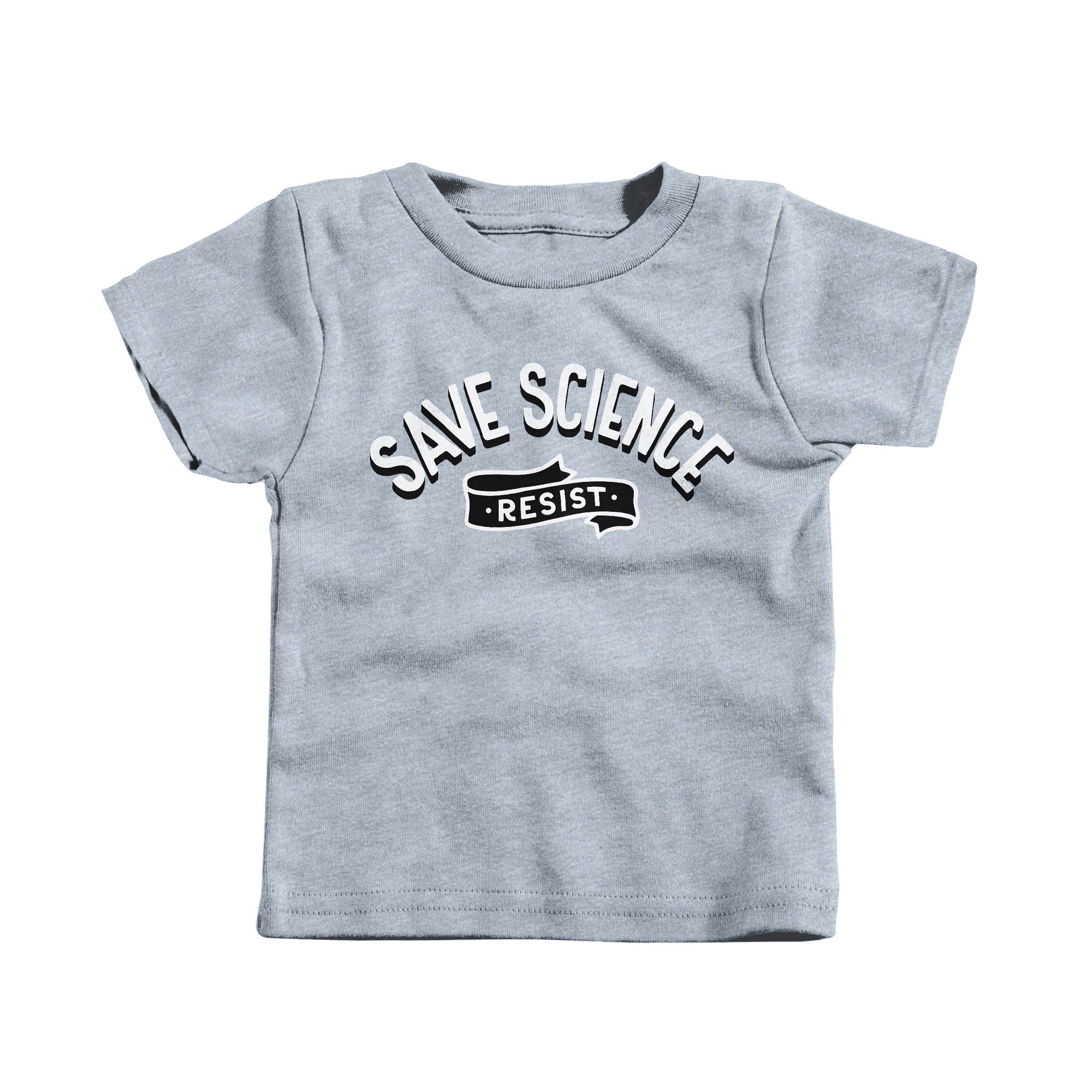 Save Science Heather Grey (T-Shirt)