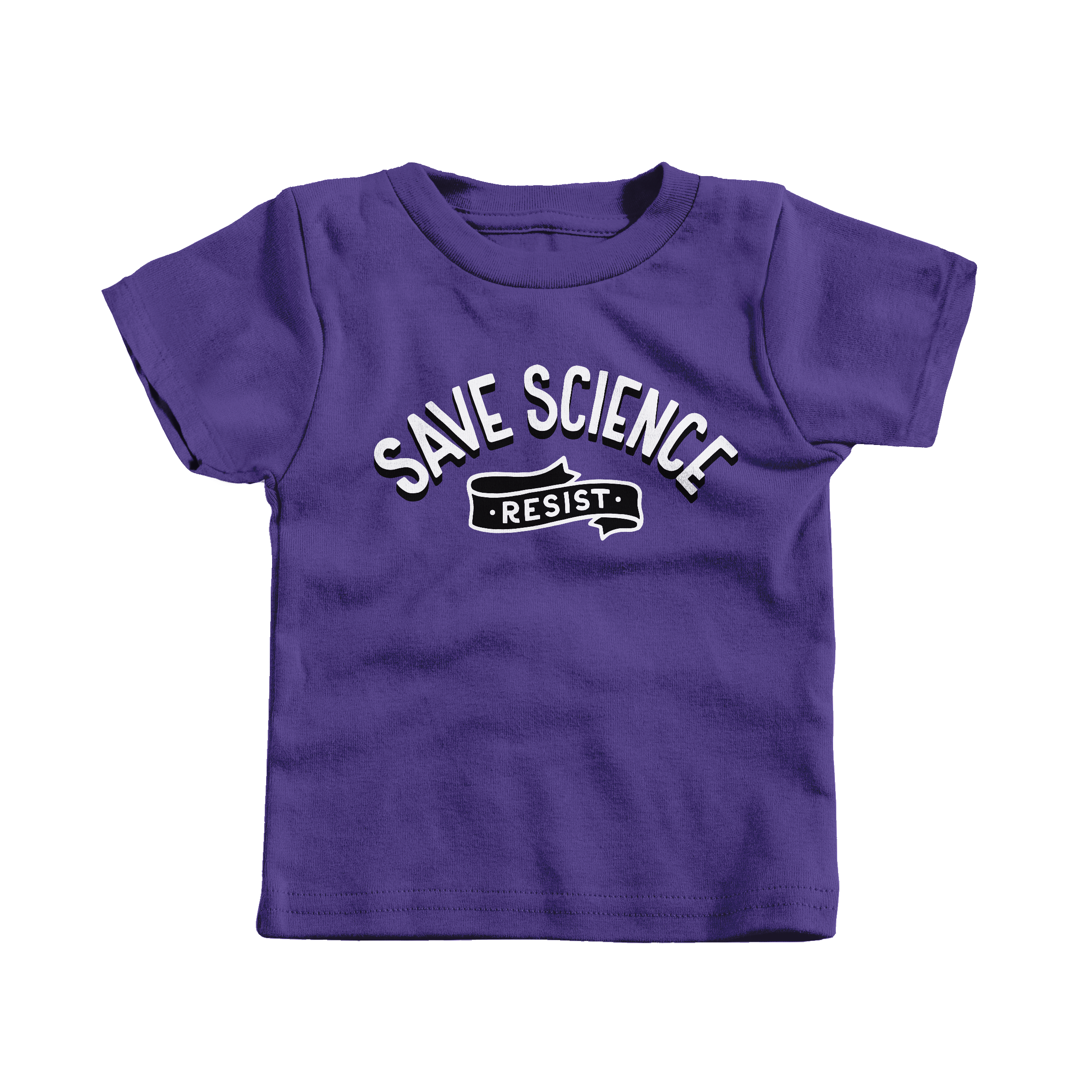 Save Science Purple (T-Shirt)