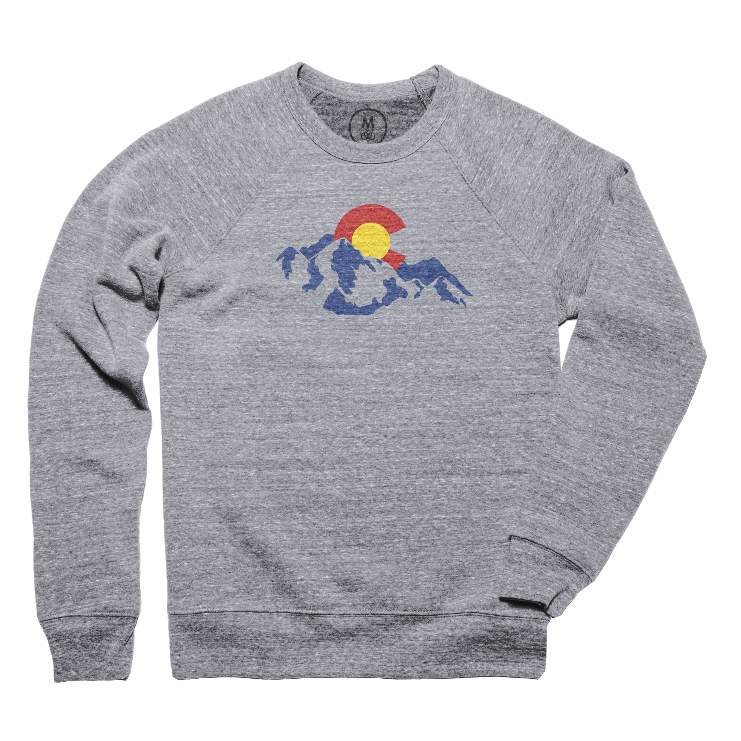 Rocky Mountain High Pullover Crewneck