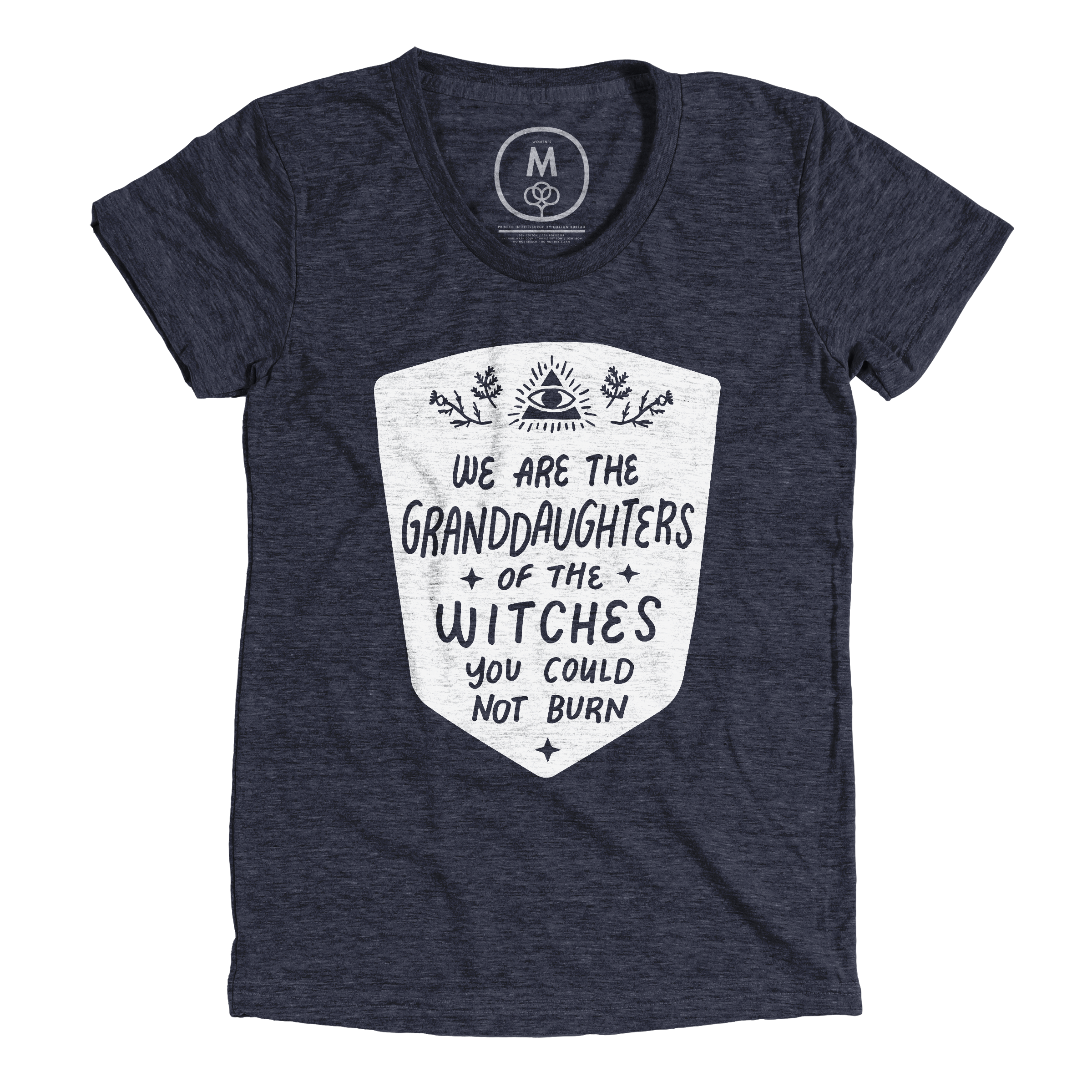 We Are The Granddaughters Vintage Navy (Women's)