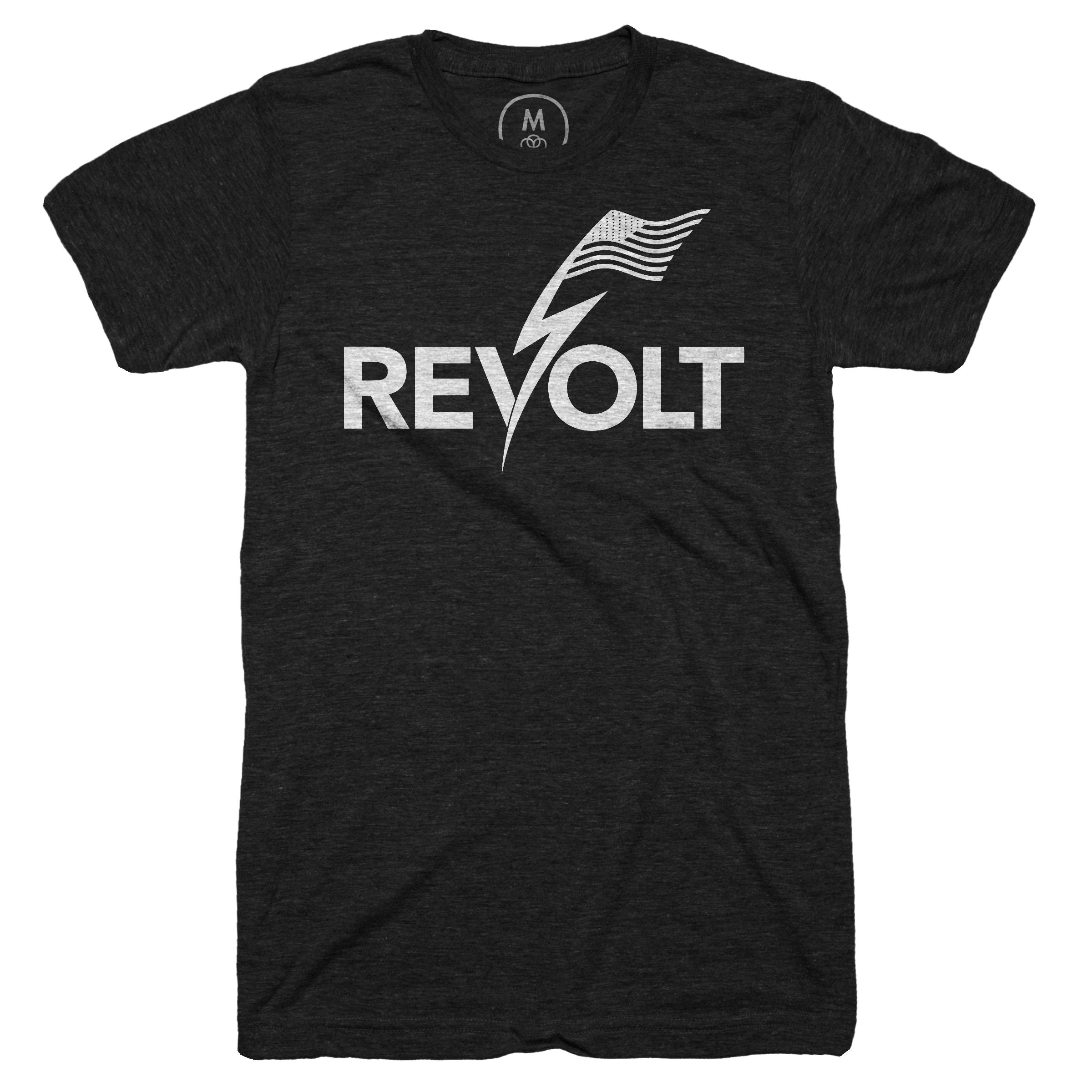 Revolt Vintage Black (Men's)