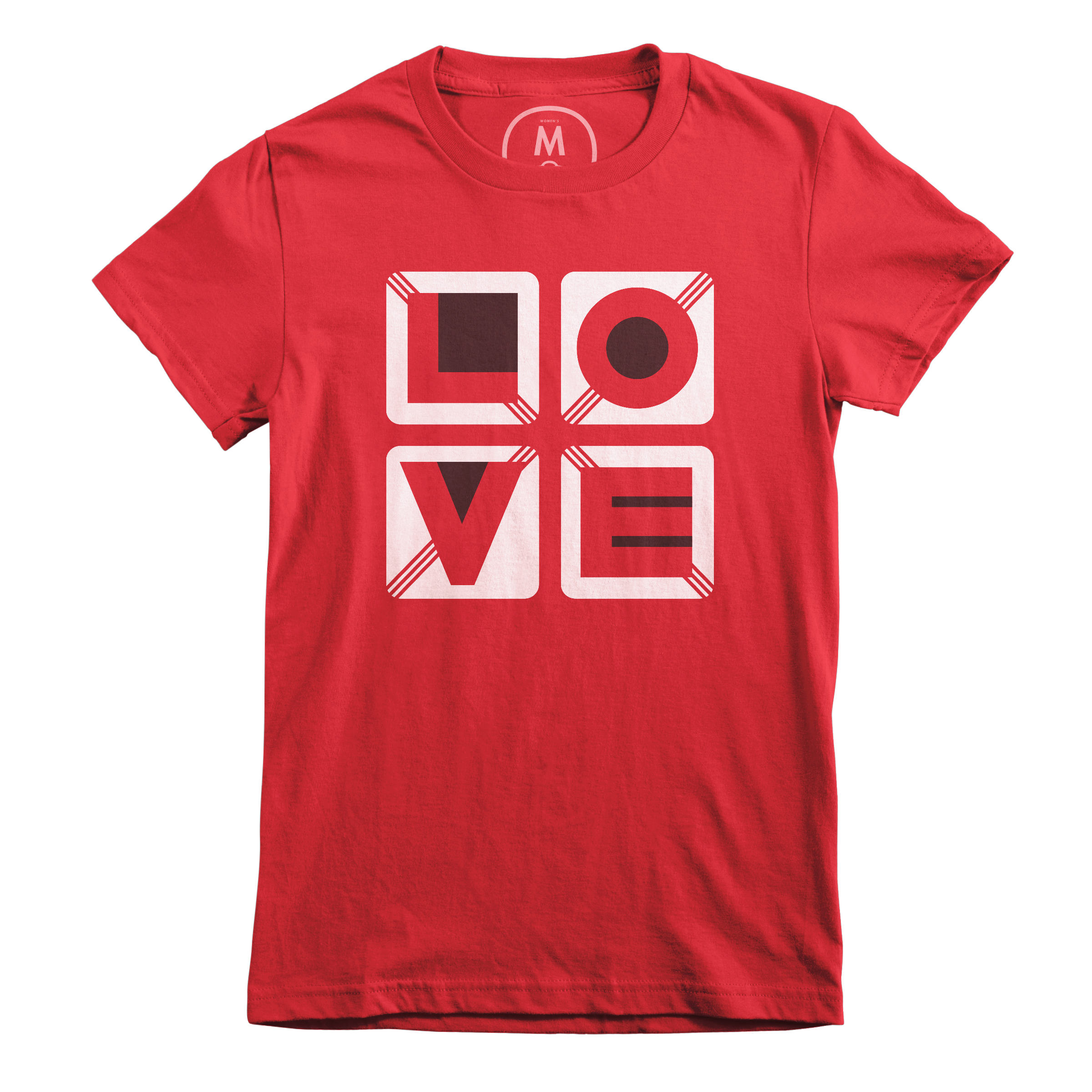 Love Letters Red (Women's)