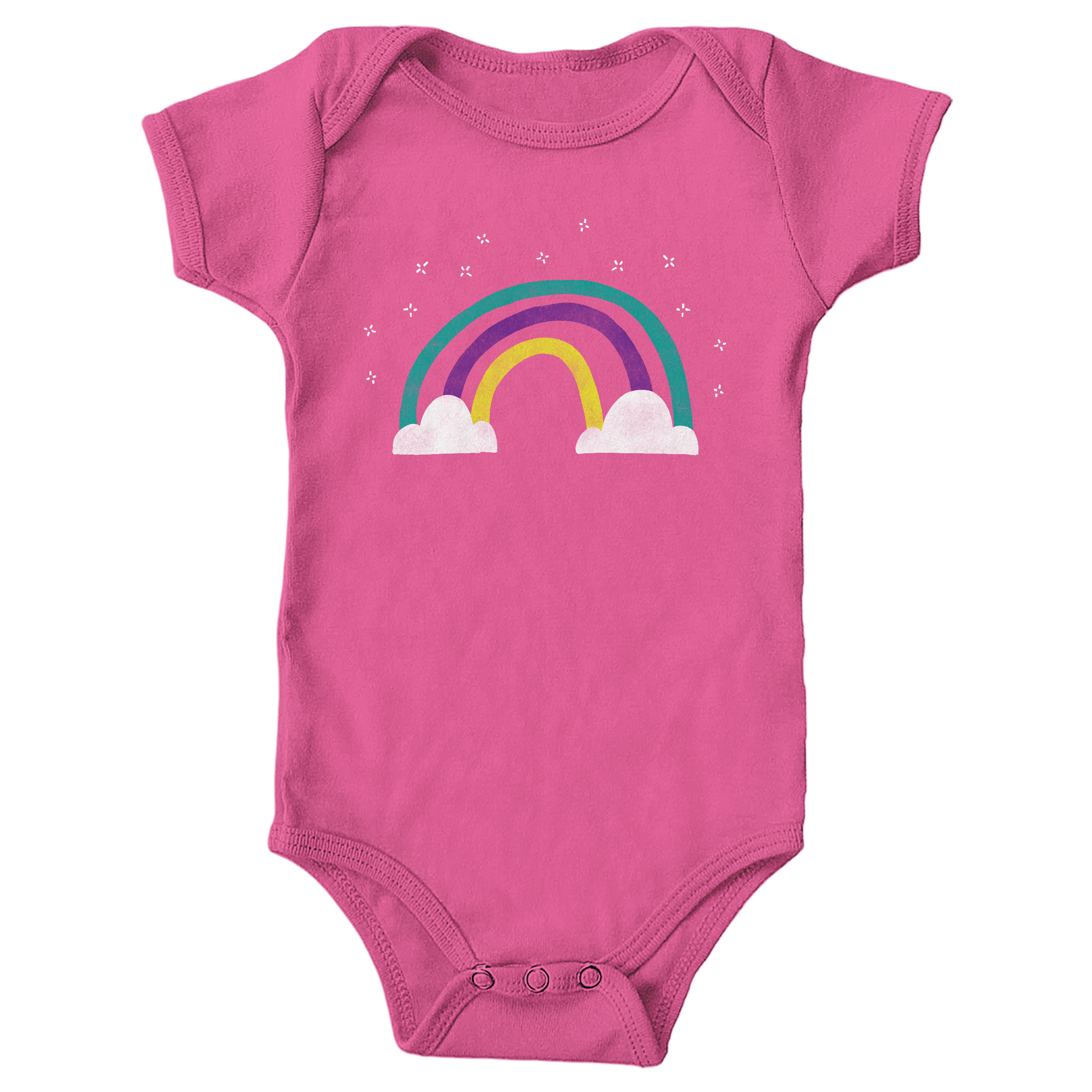 Rainbow Magic Hot Pink (Onesie)