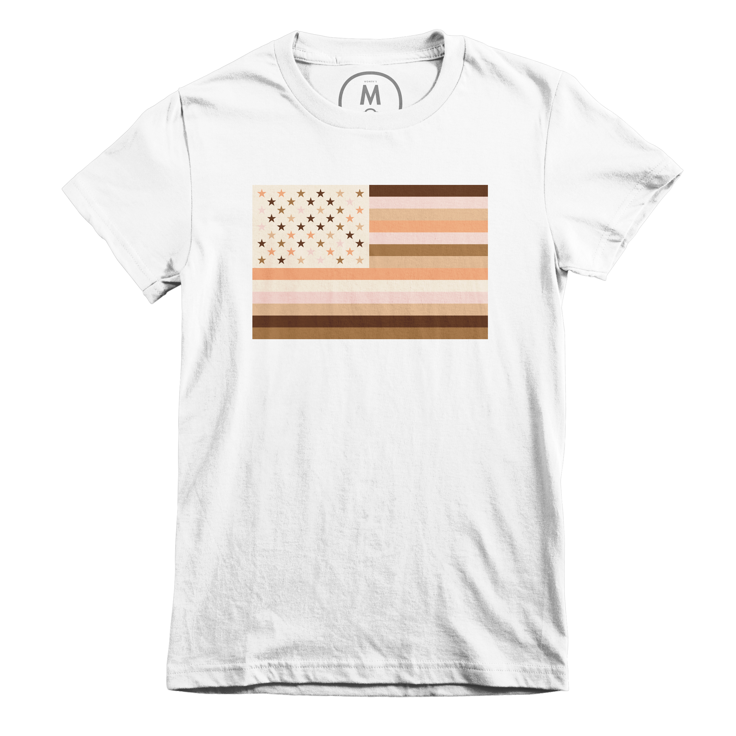 United Shades of America White (Women's)