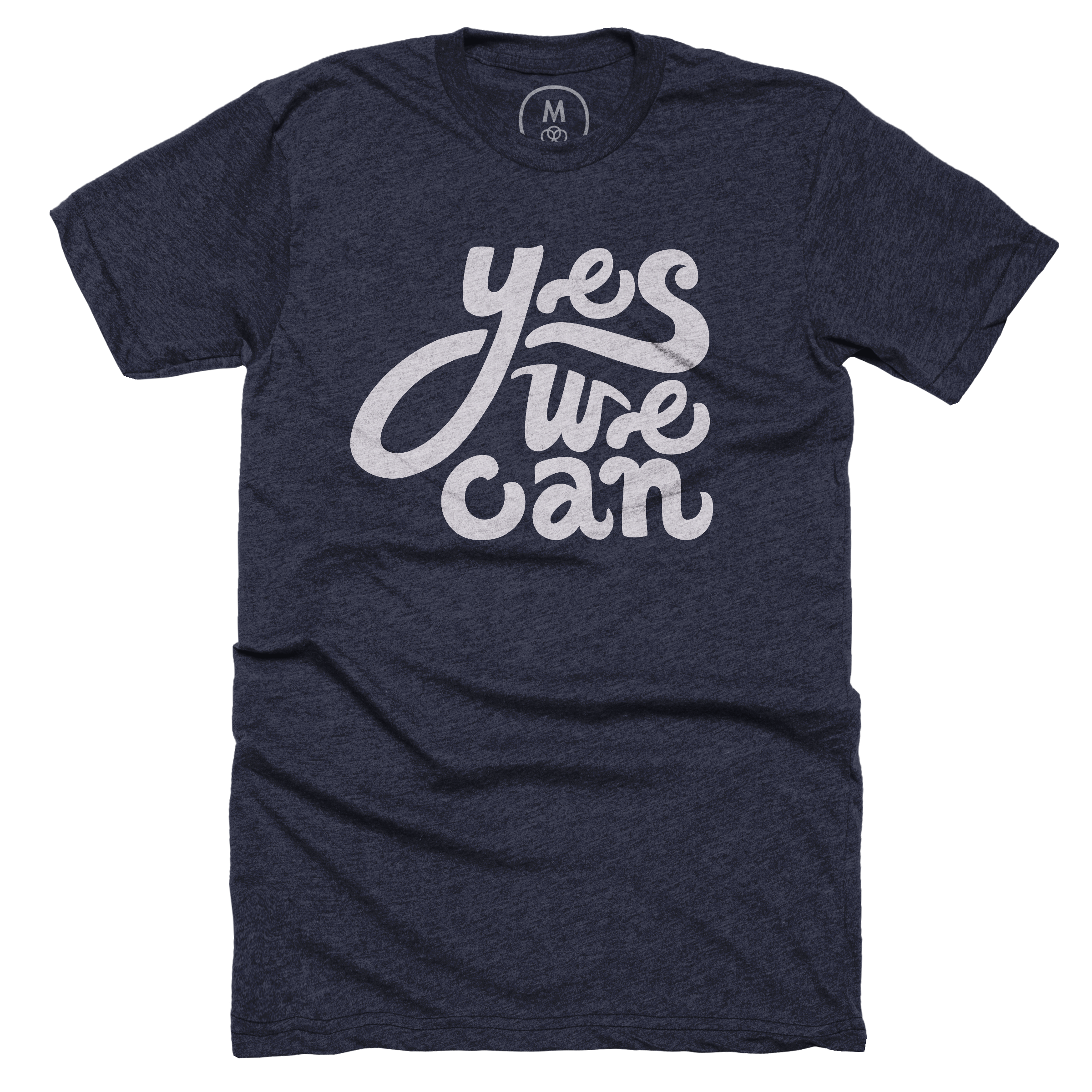 Yes We Can Midnight Blue (Men's)