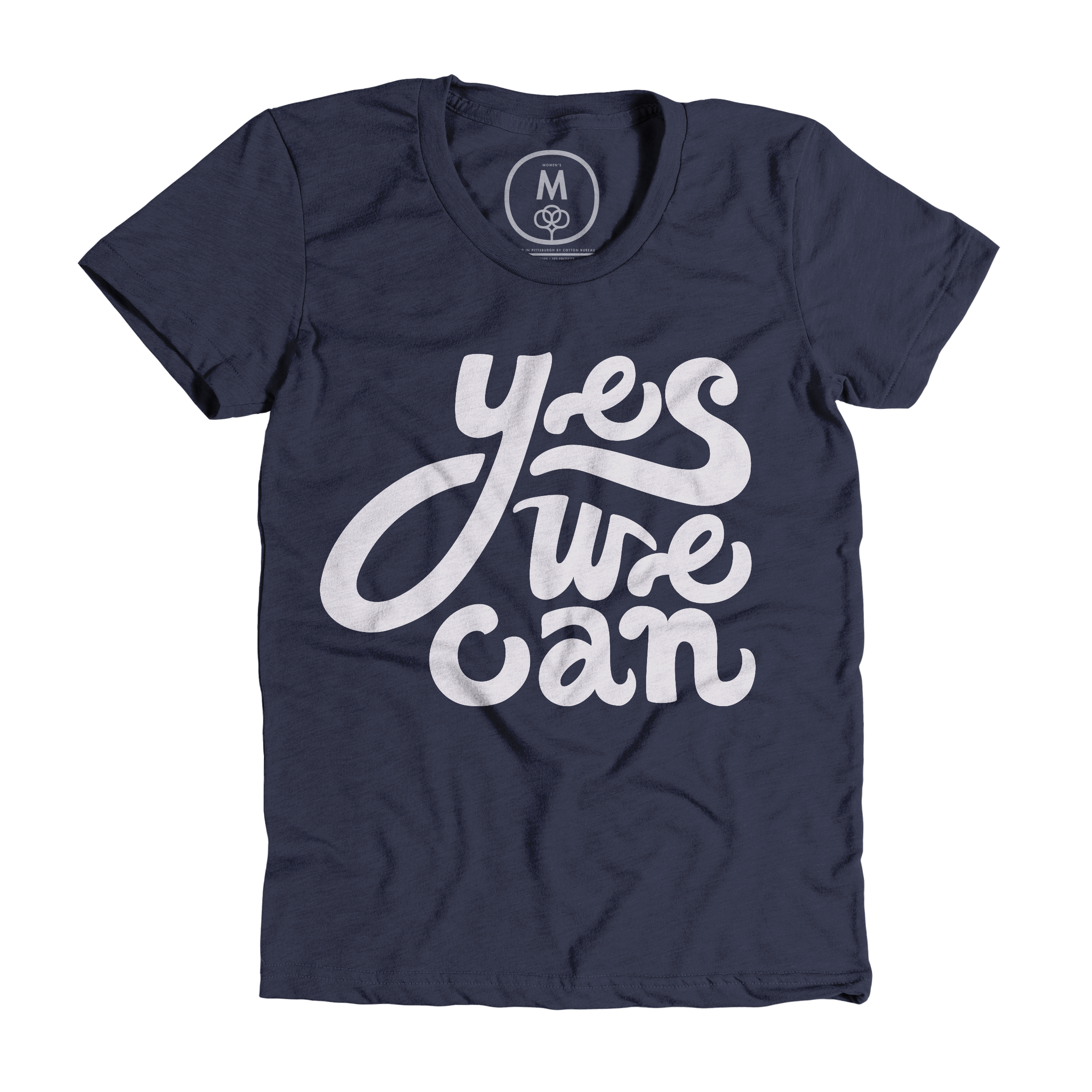 Yes We Can Midnight Blue (Women's)