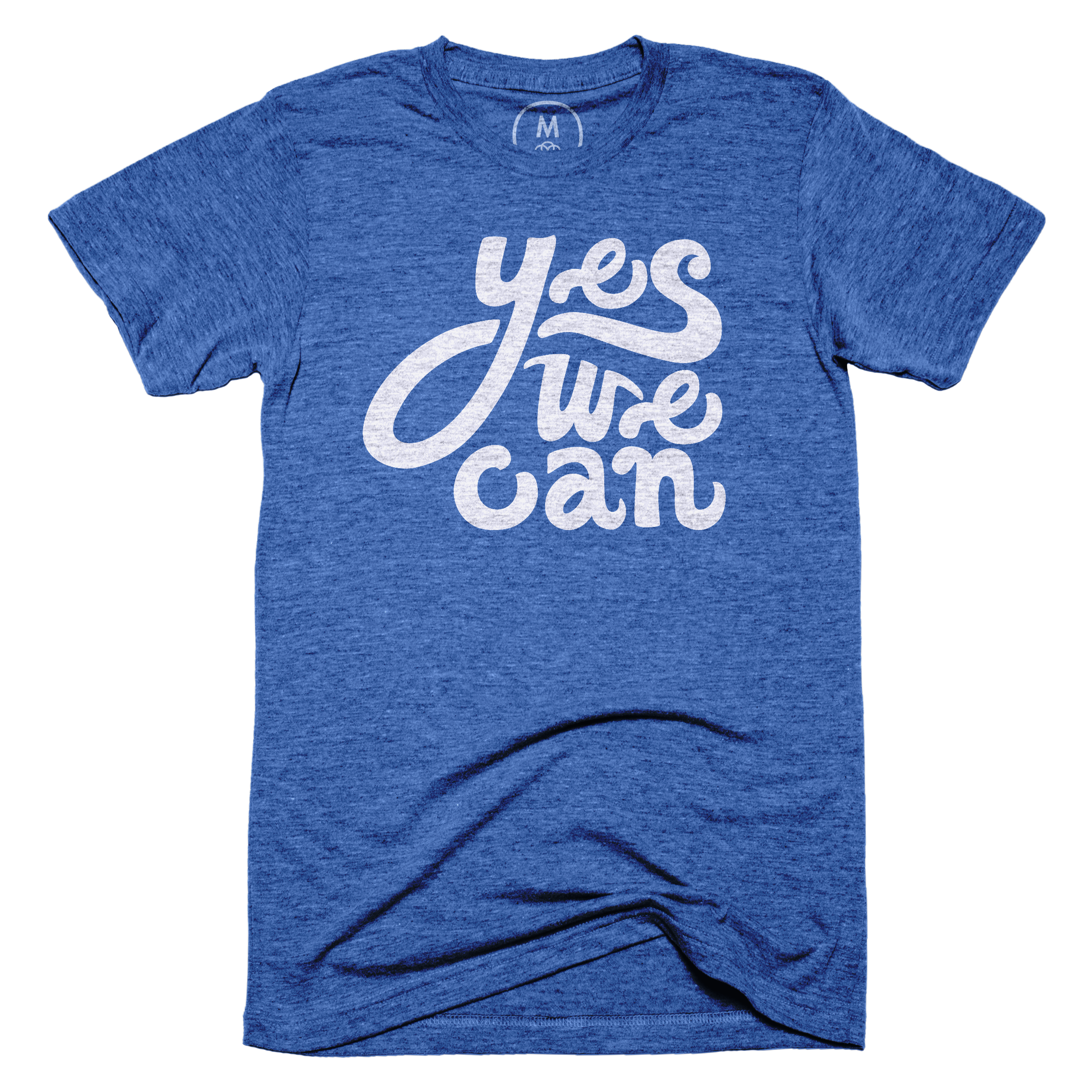 Yes We Can Vintage Royal (Men's)