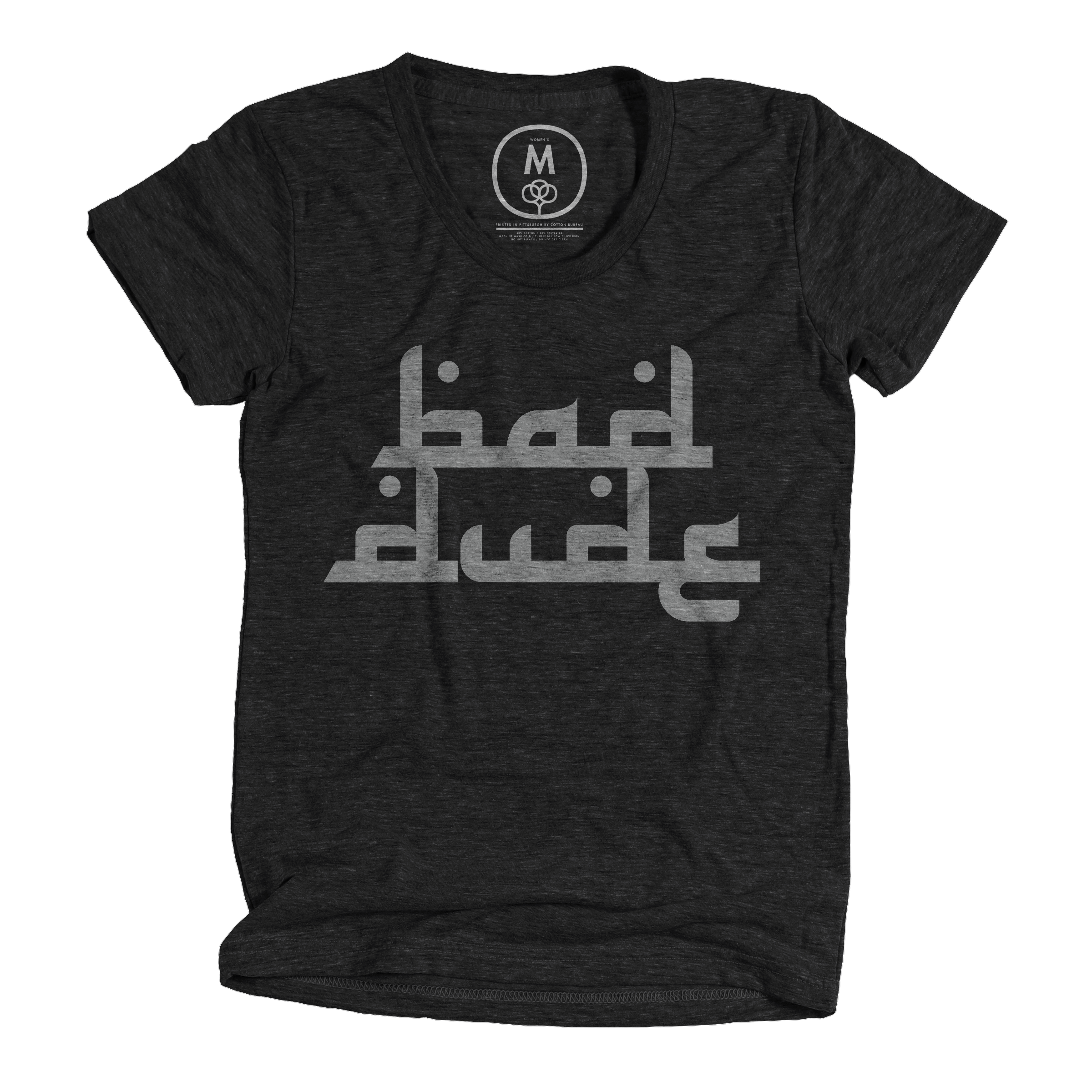 bad dude Vintage Black (Women's)