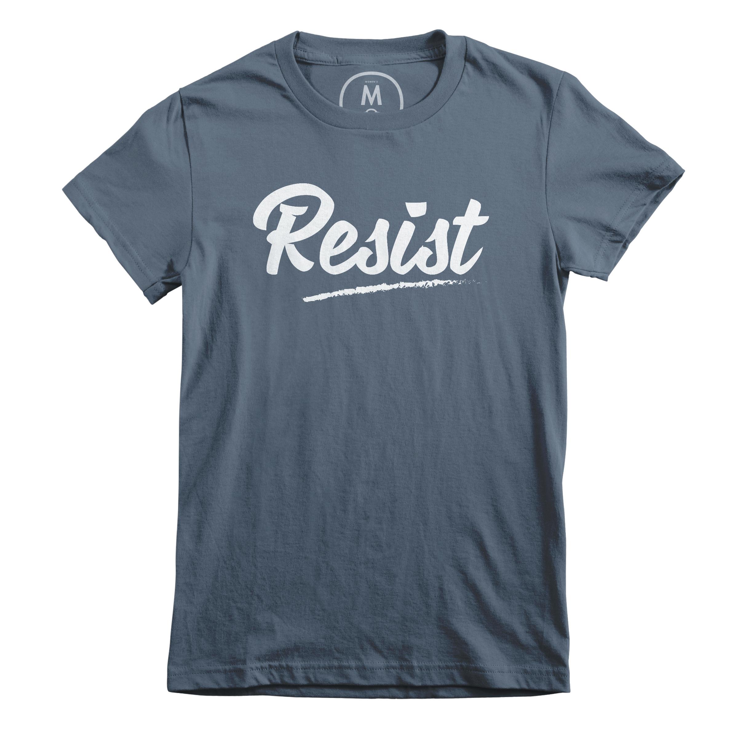 Resist Indigo (Women's)