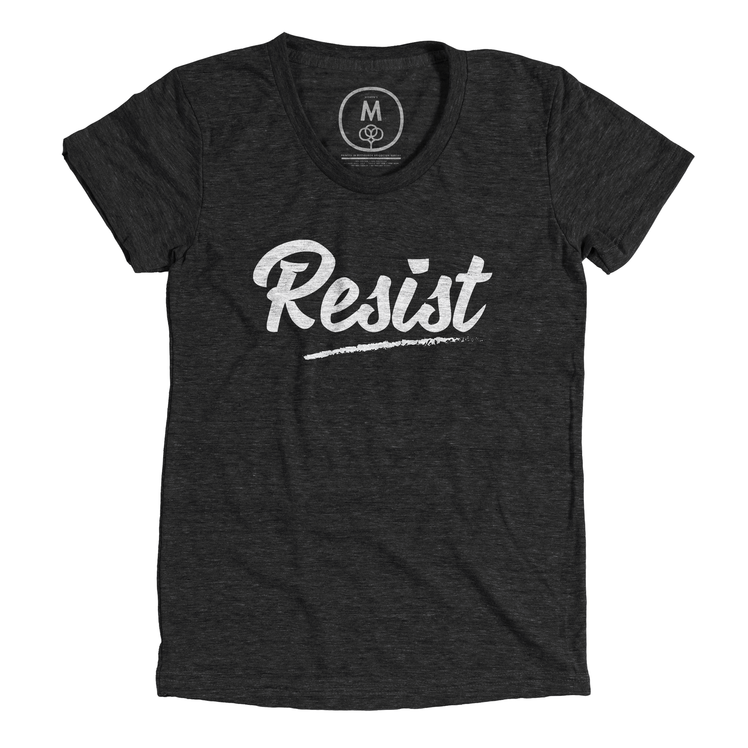 Resist Vintage Black (Women's)