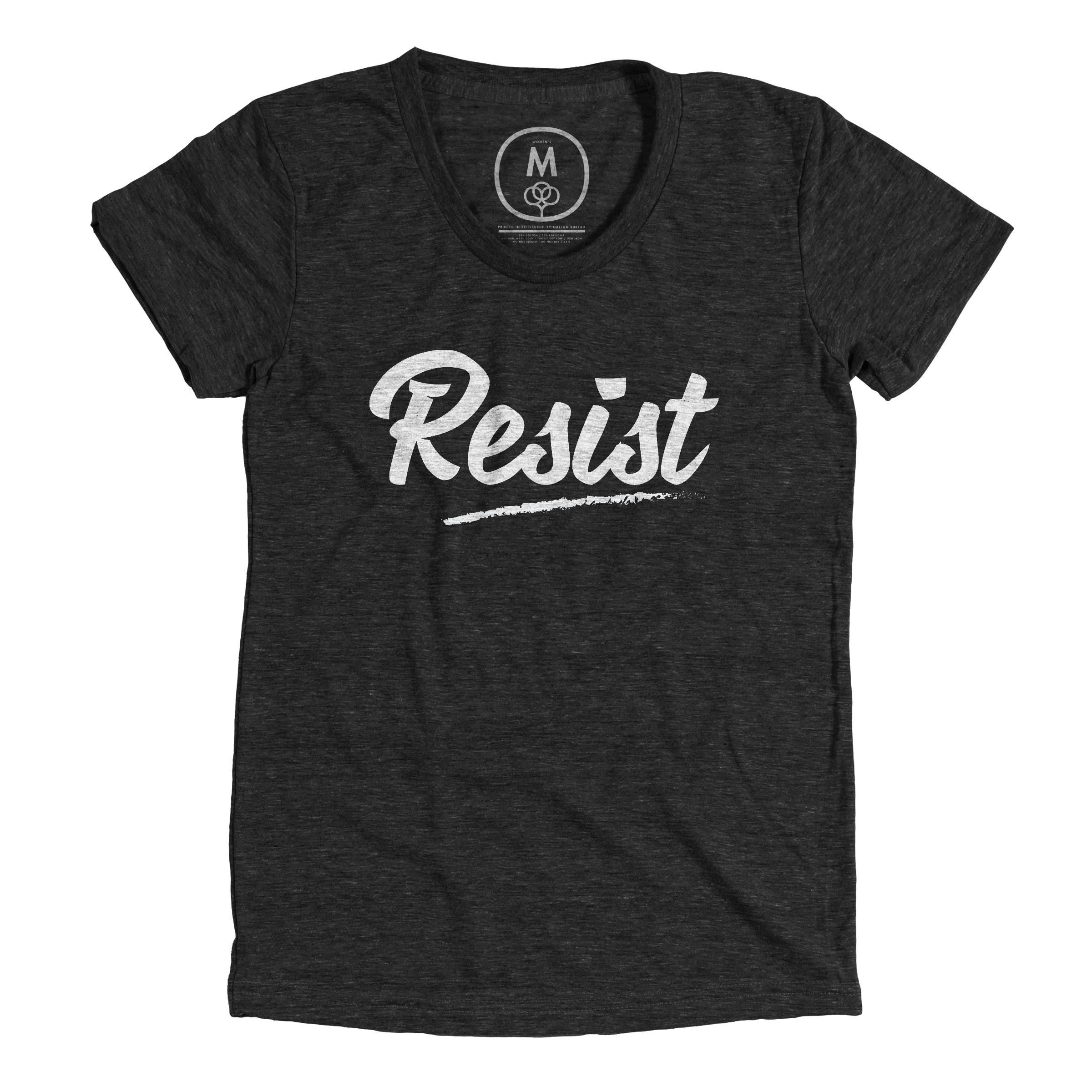 Resist Vintage Black (Women's)