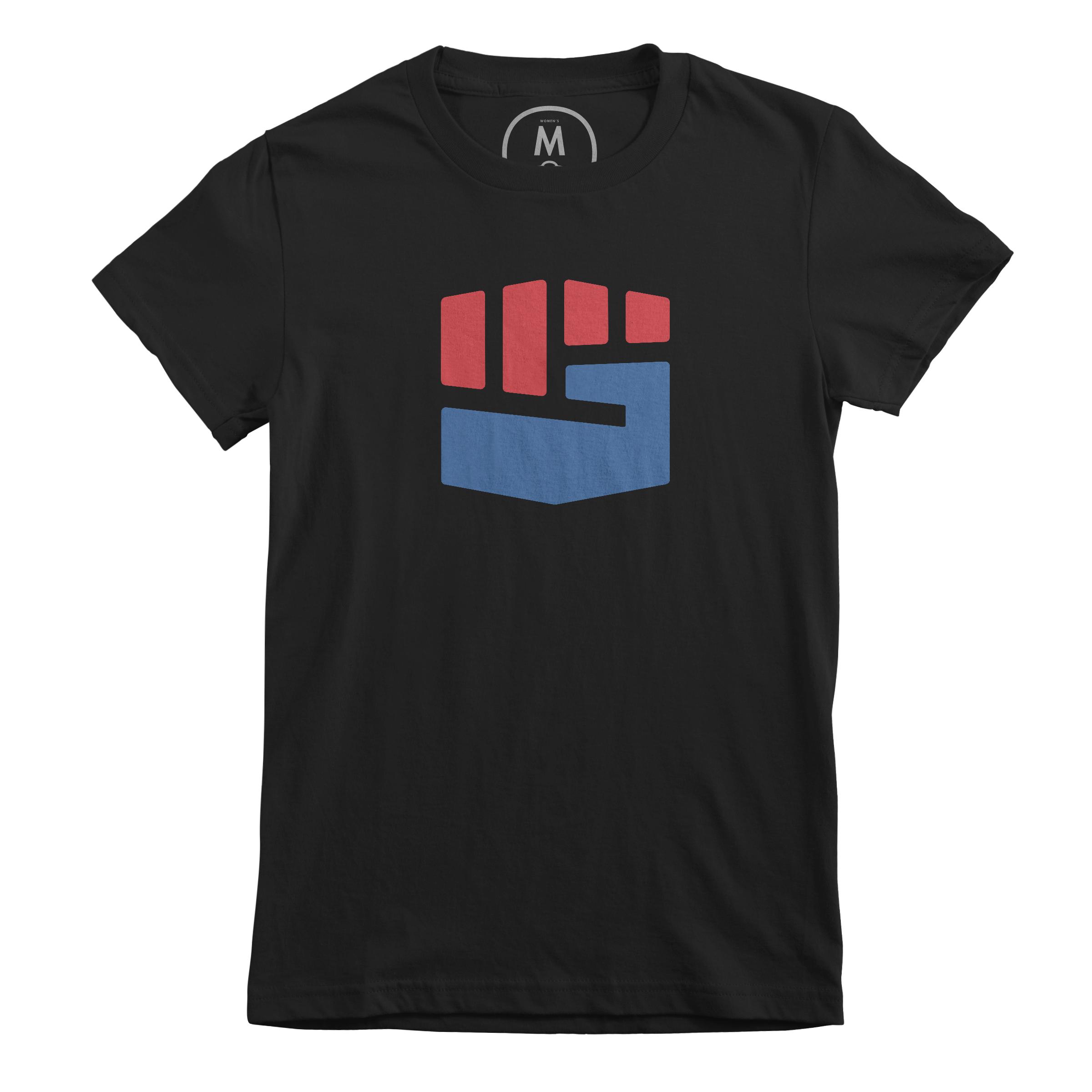 The Logo Shirt Black (Women's)