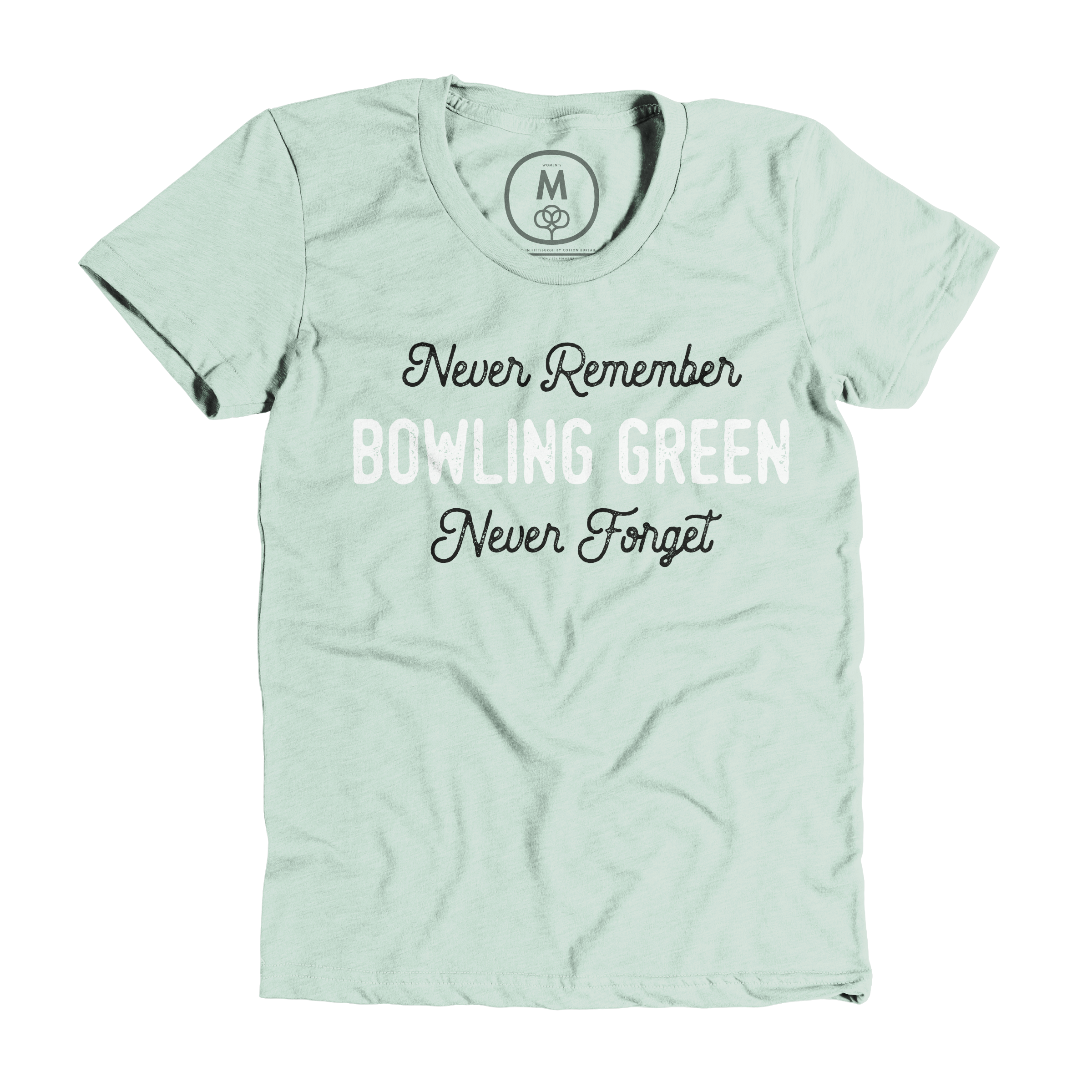 Never Remember, Never Forget Mint (Women's)