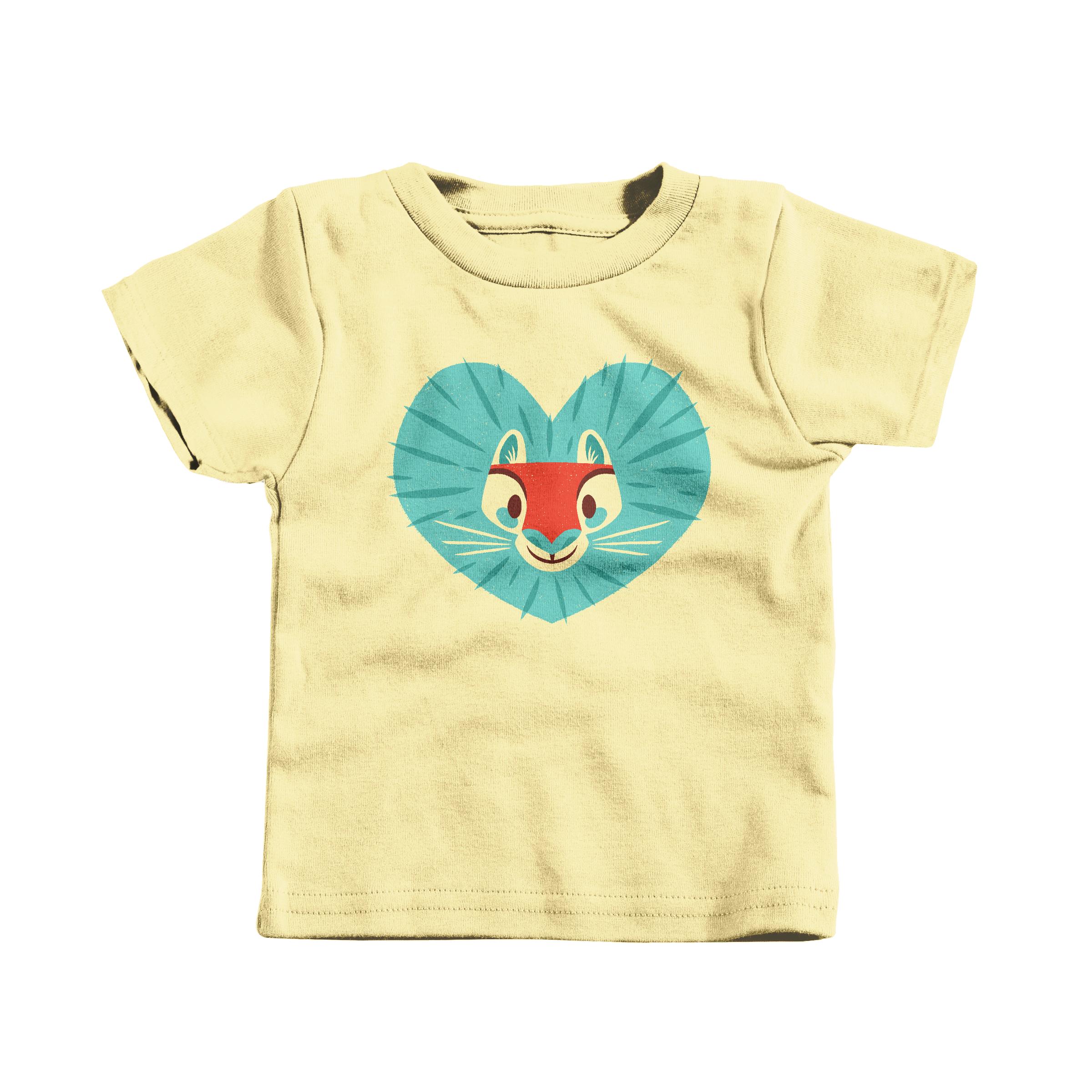 Lionheart Butter (T-Shirt)