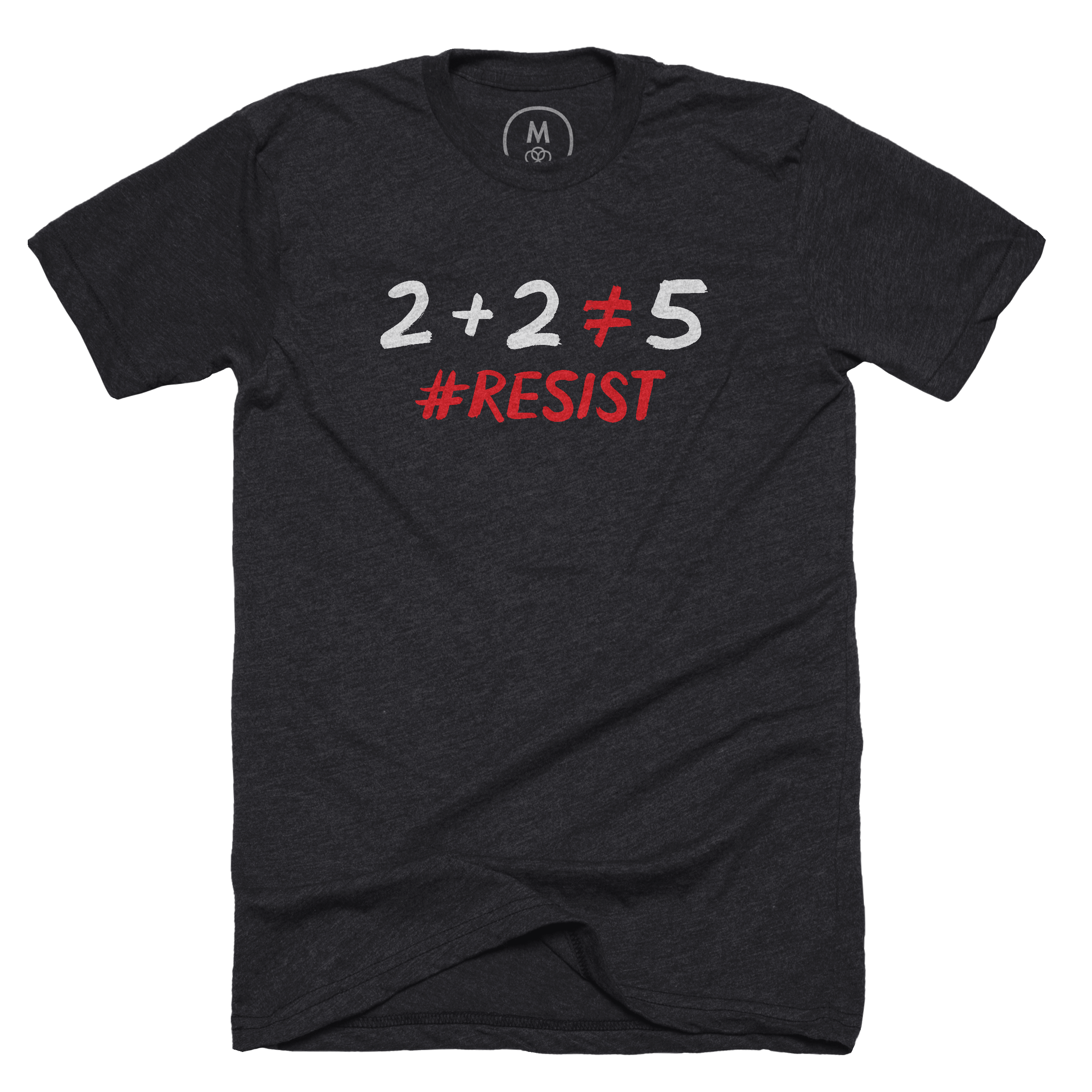 #Resist Charcoal (Men's)