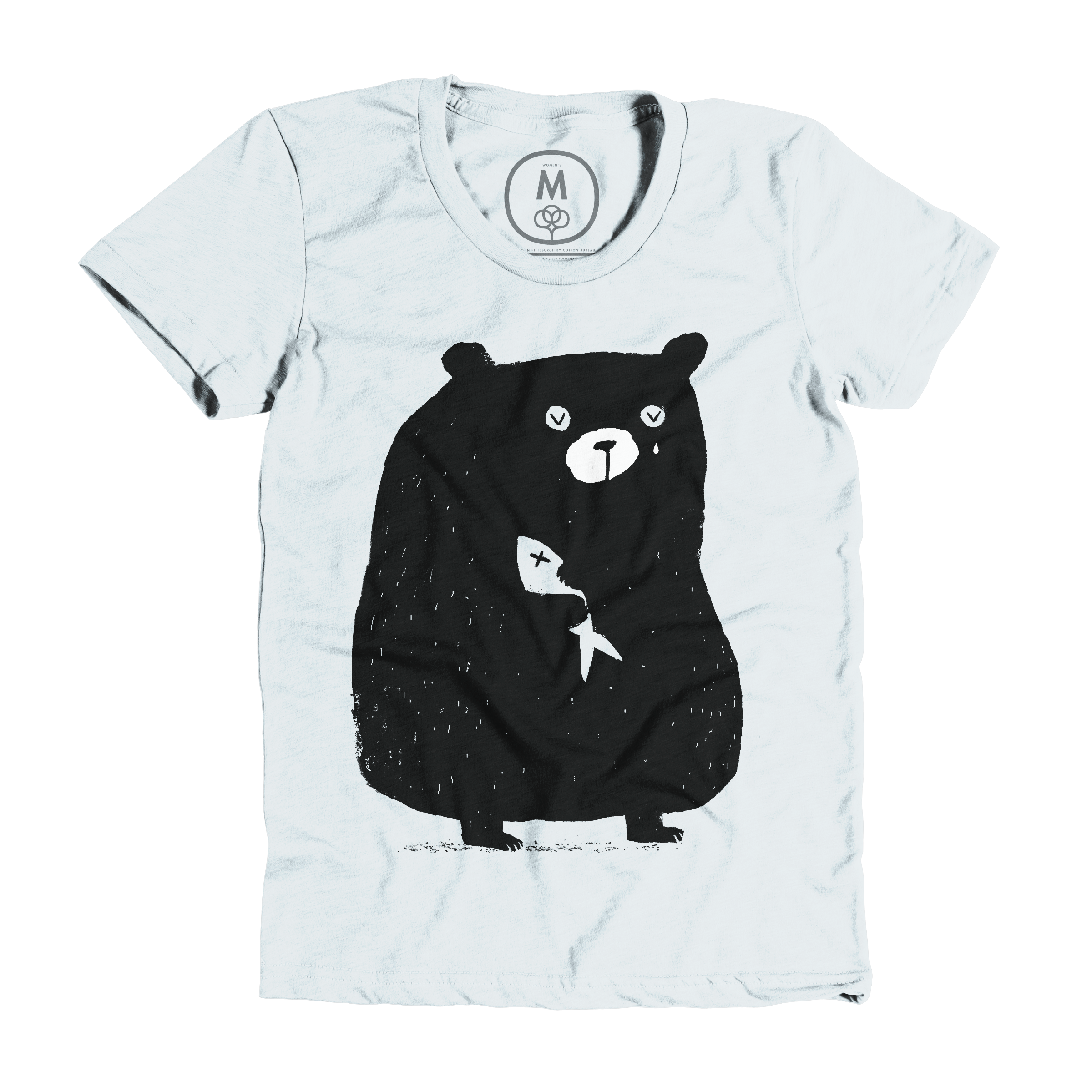 I'm Beary Sorry Ice Blue (Women's)