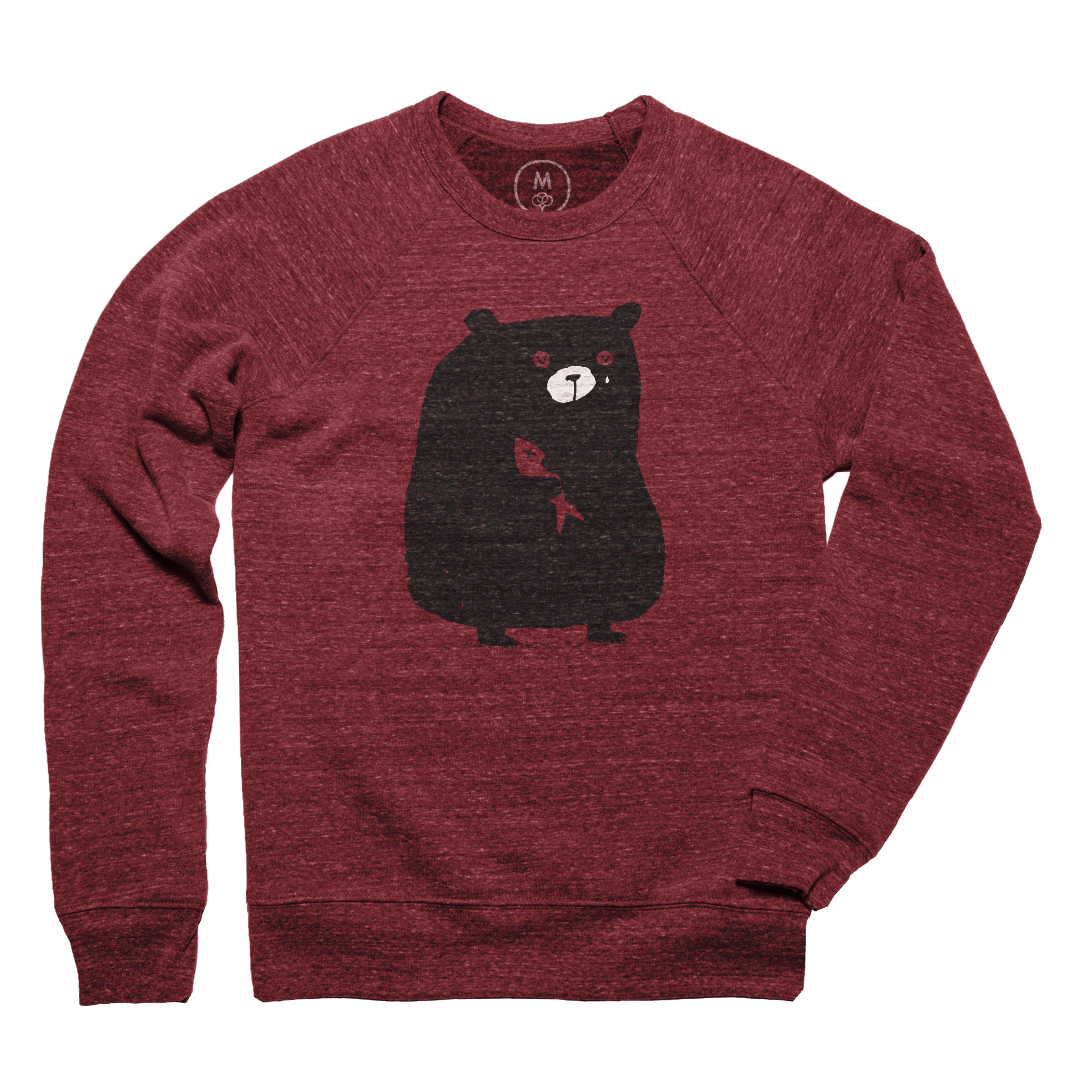 I'm Beary Sorry Pullover Crewneck