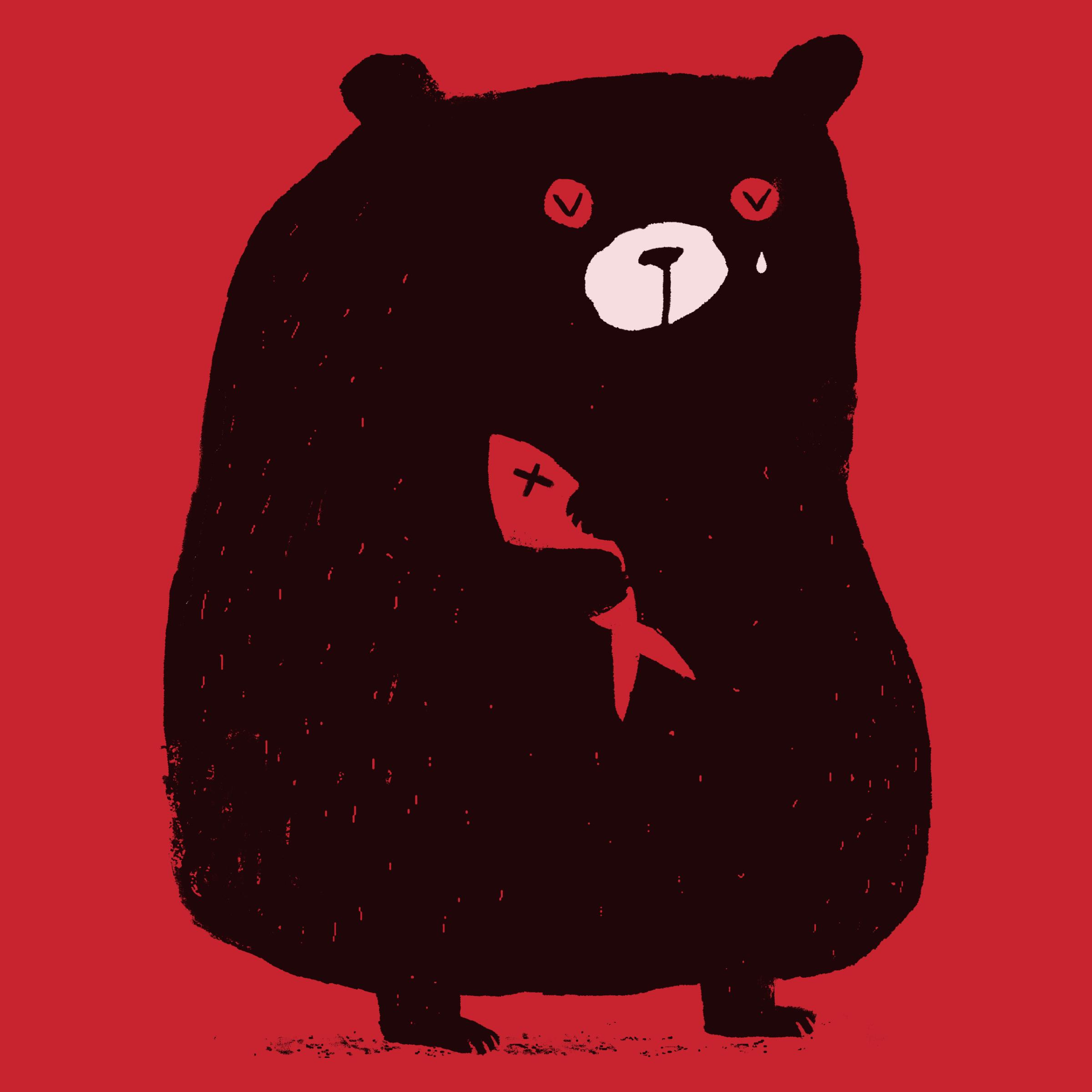 I'm Beary Sorry Detail