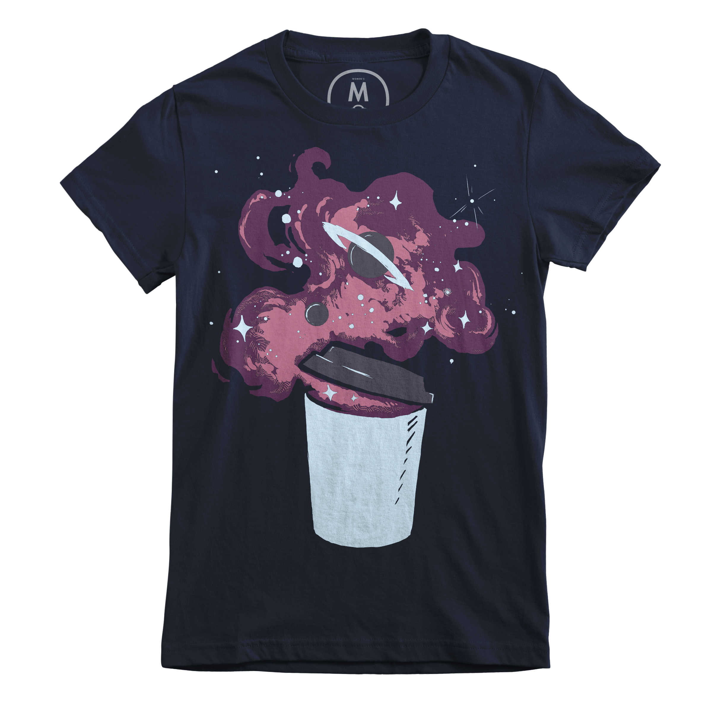 Cup of Something Cosmic Midnight Navy (Women's)