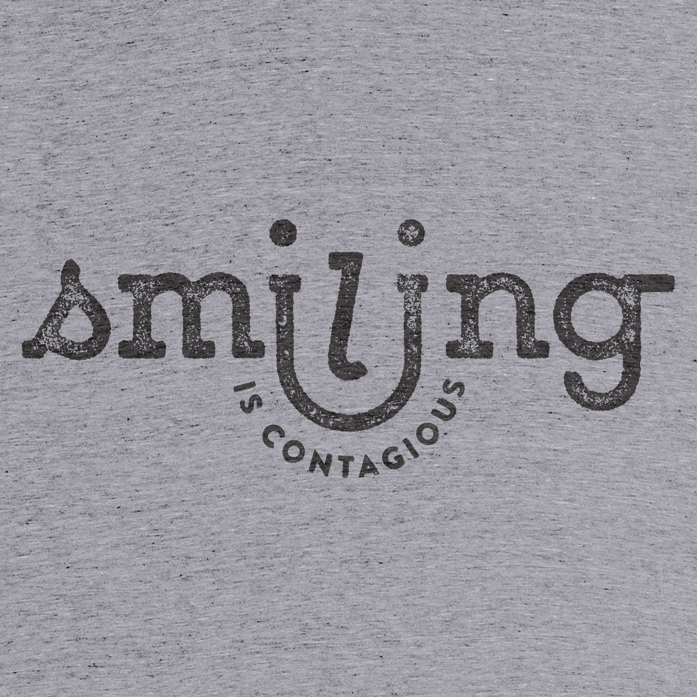 Smiling Is Contagious Detail