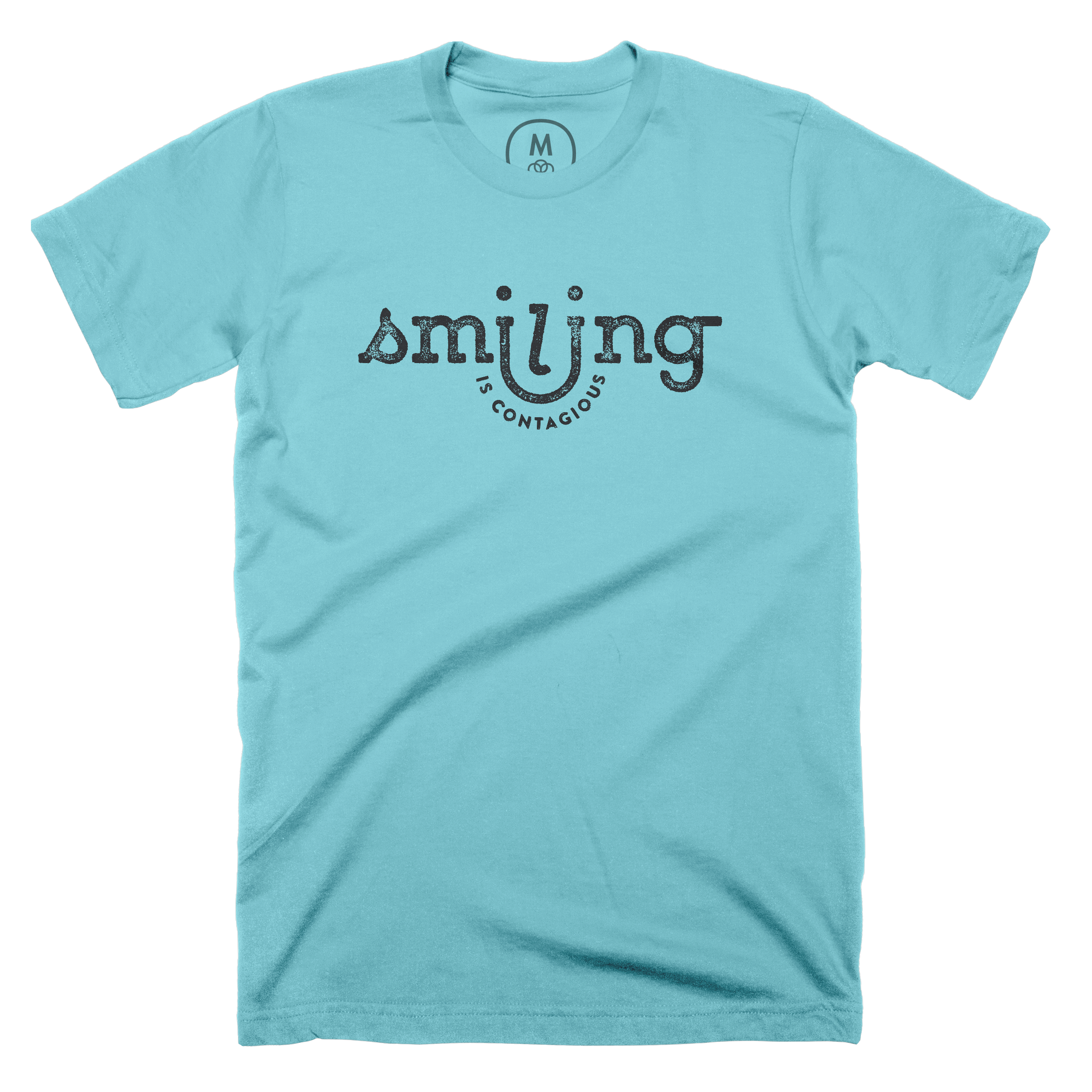 Smiling Is Contagious Tahiti Blue (Men's)
