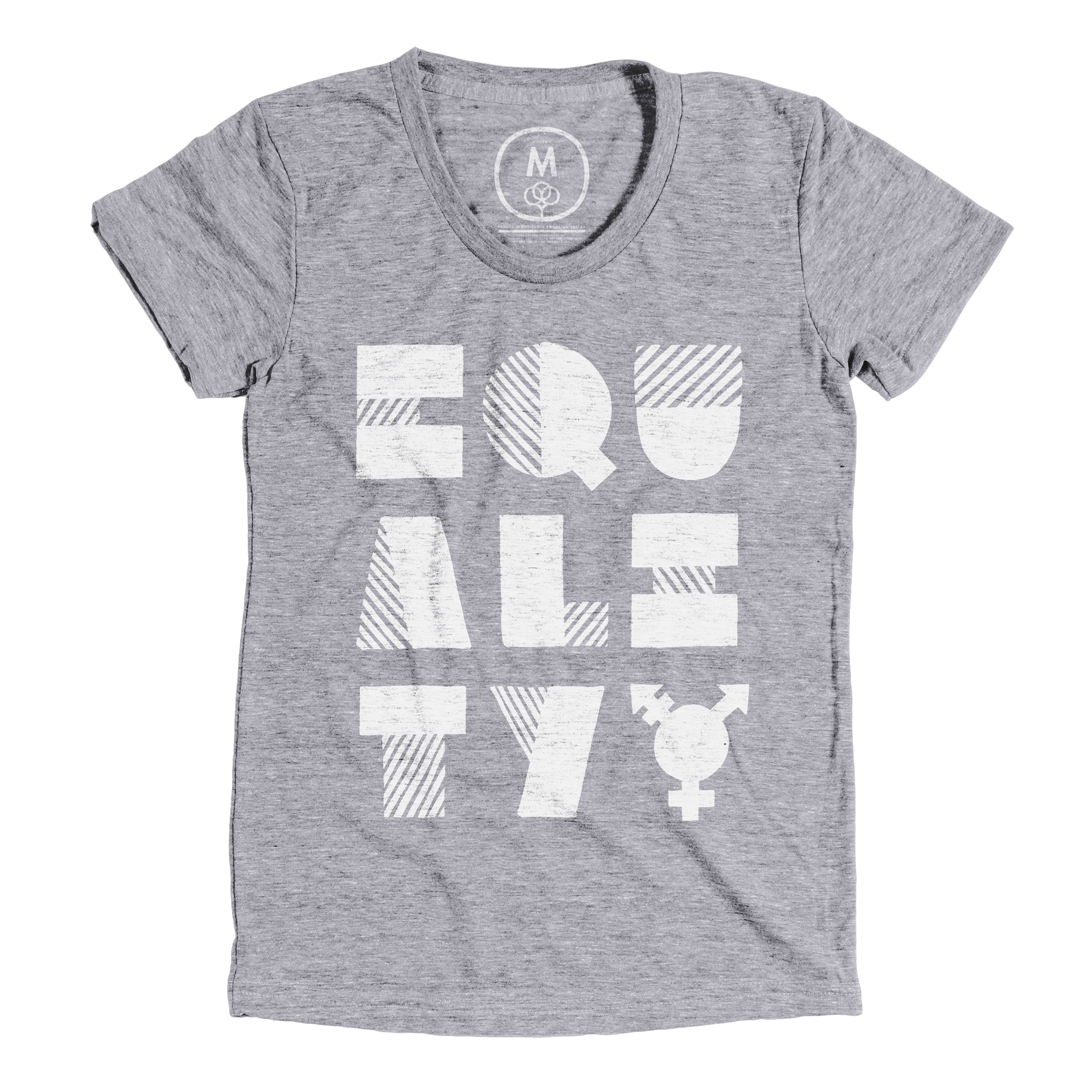 We're All Equal Premium Heather (Women's)