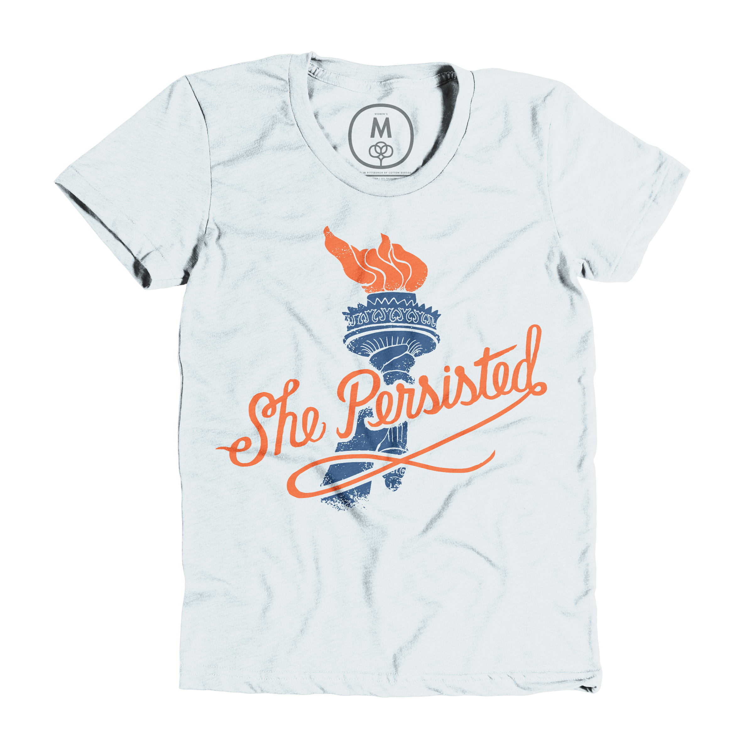 She Persisted Ice Blue (Women's)