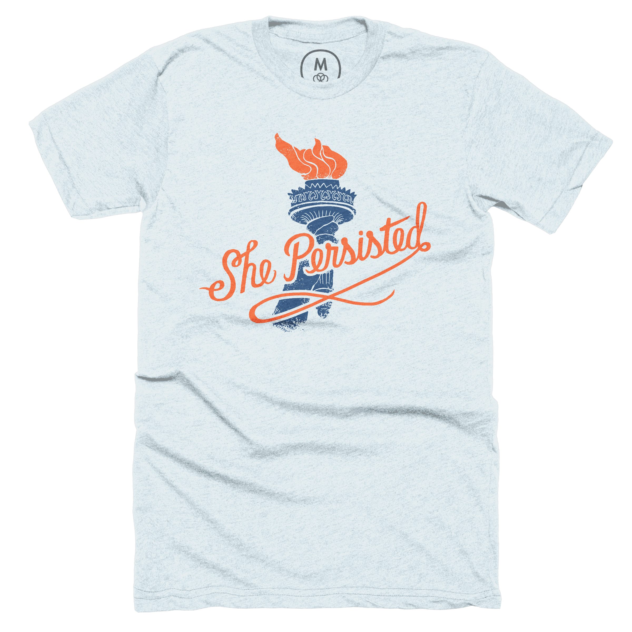 She Persisted Ice Blue (Men's)