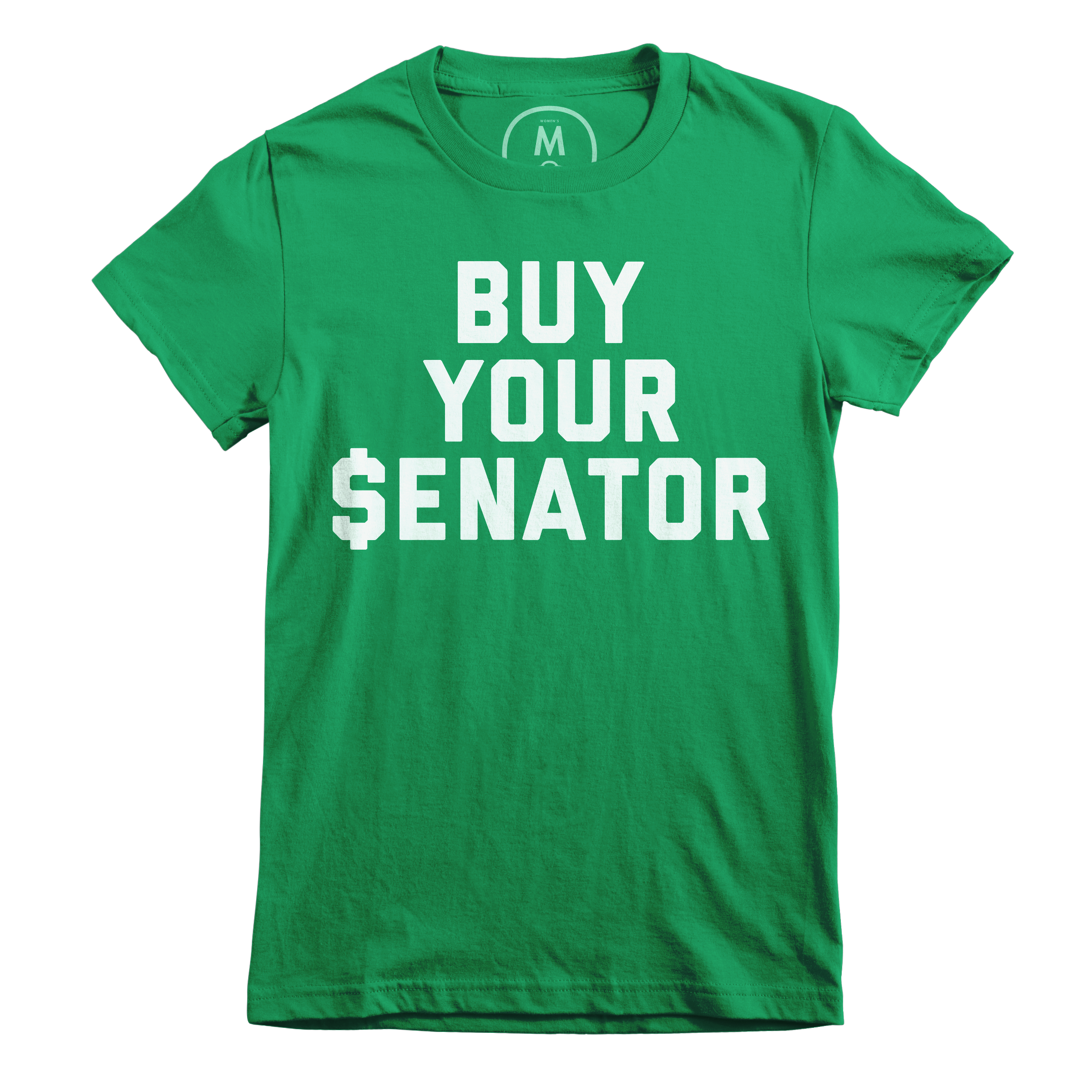 Buy Your $enator  Kelly Green (Women's)