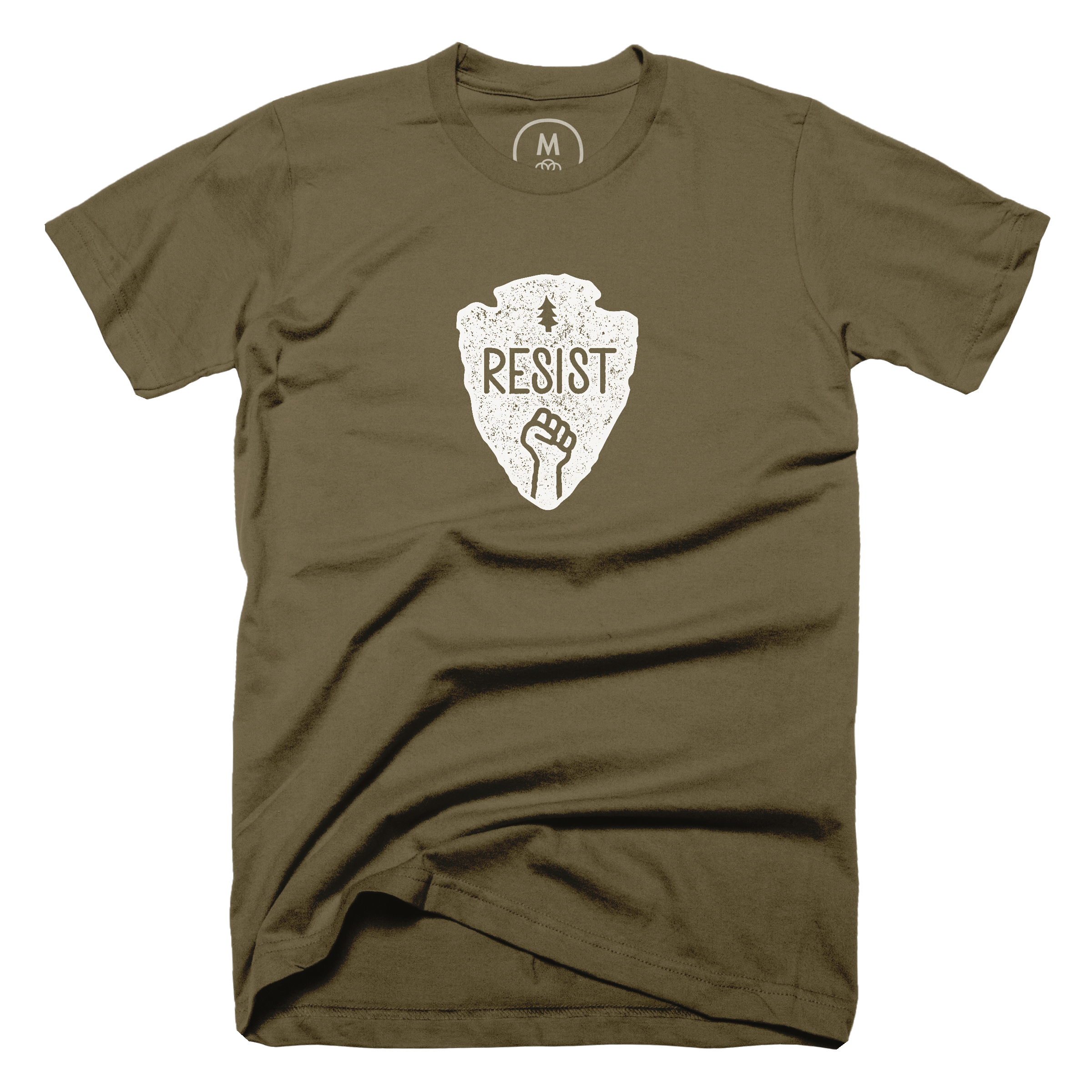 Resist Military Green (Men's)