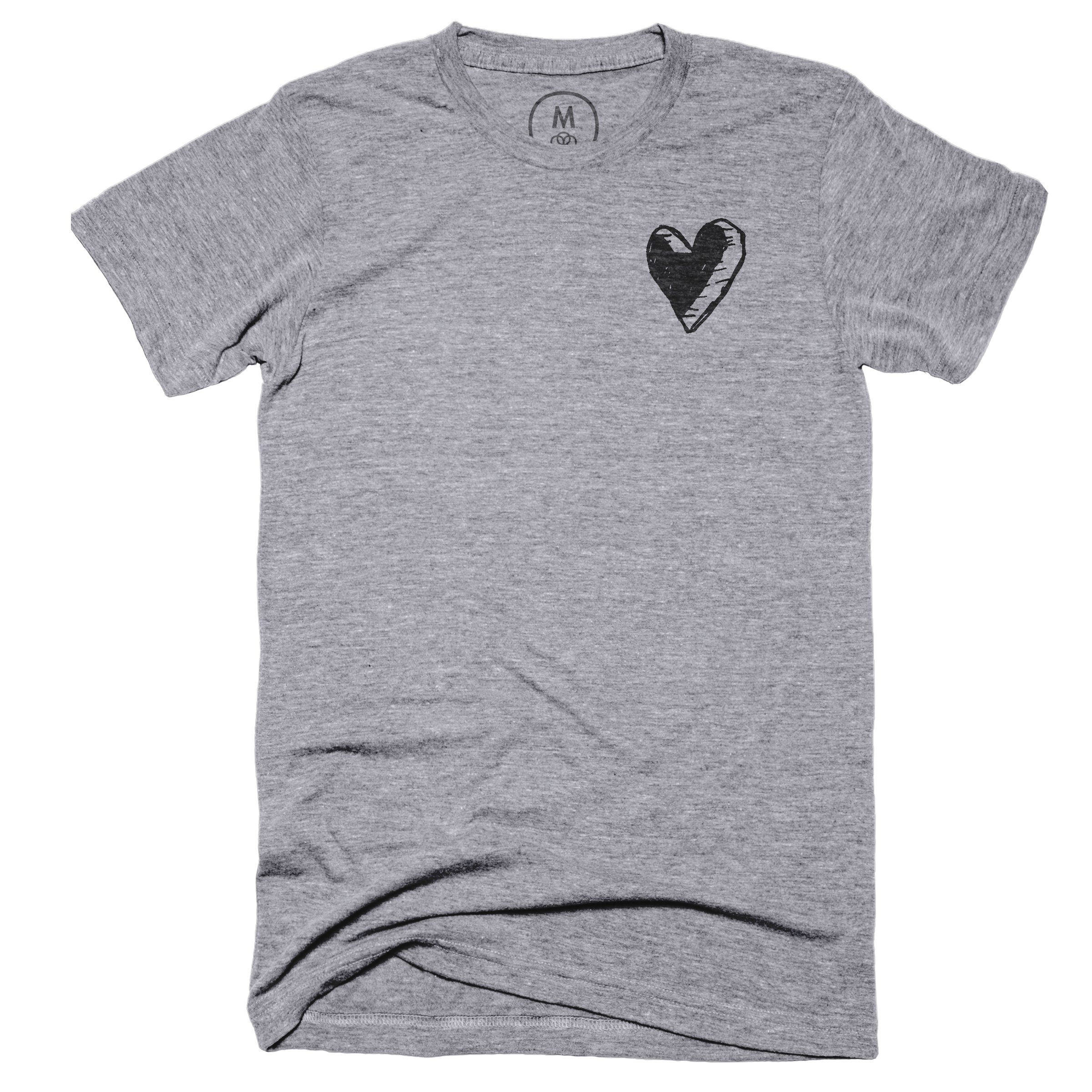 Hole Heart Premium Heather (Men's)