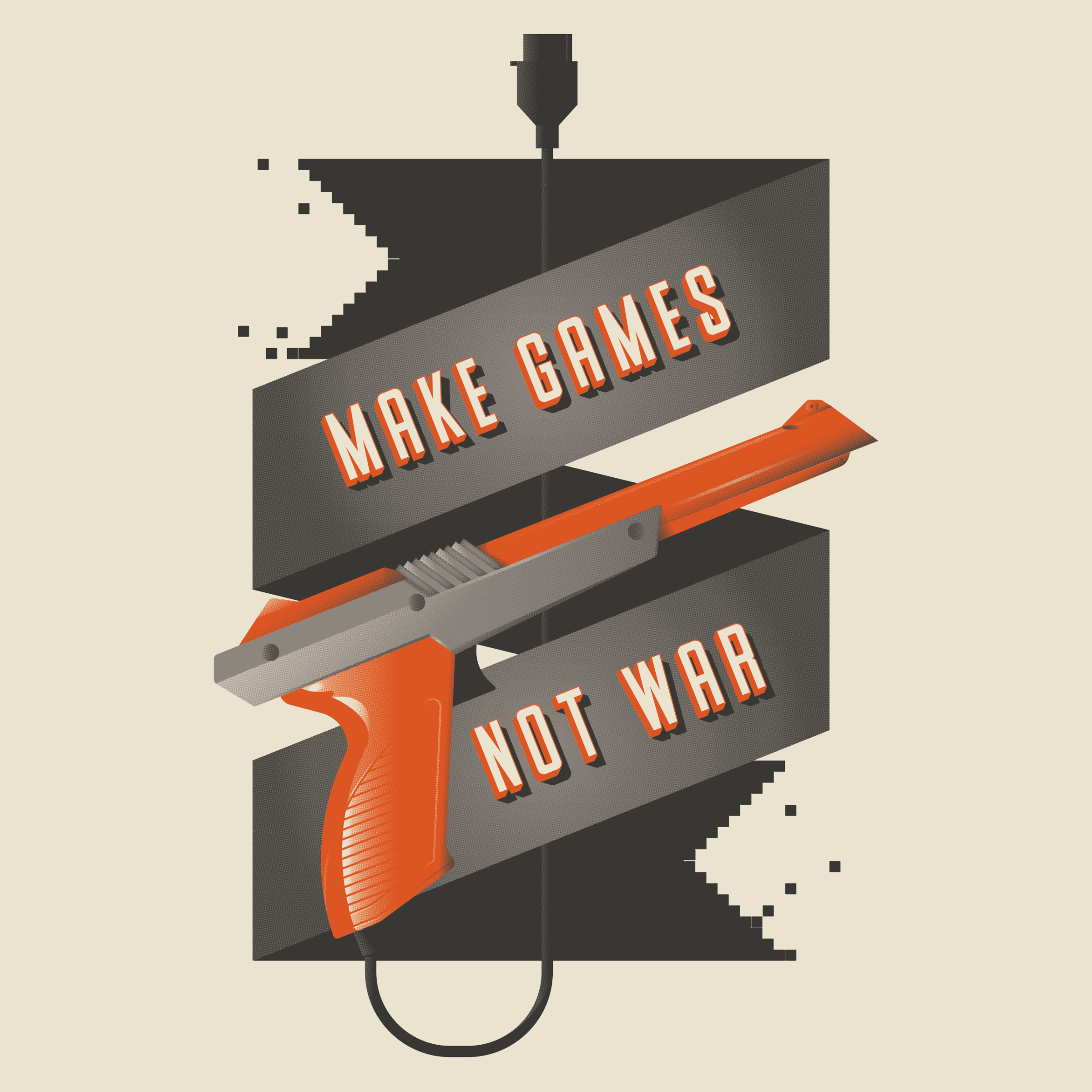 Make Games Not War