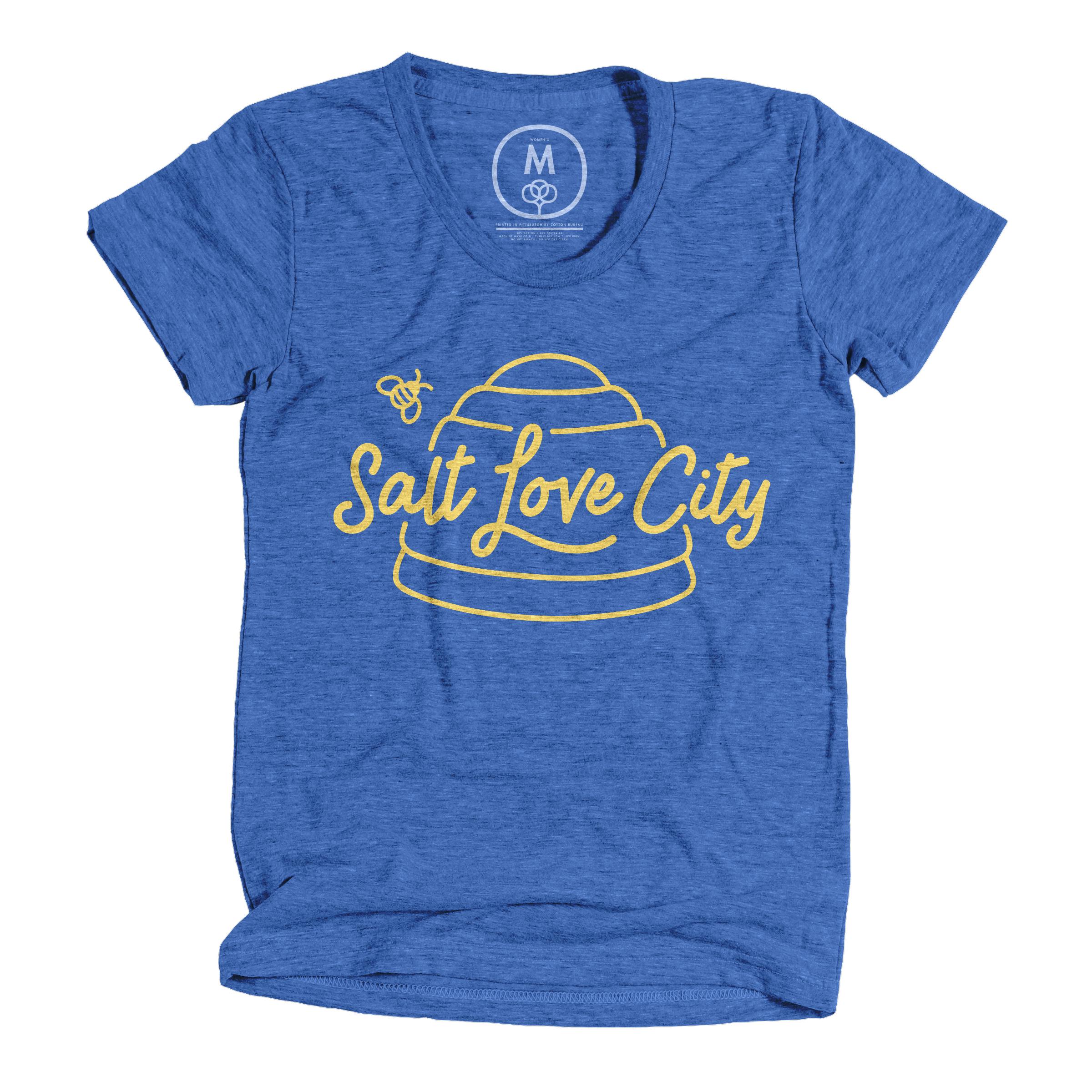 Salt Love City Vintage Royal (Women's)