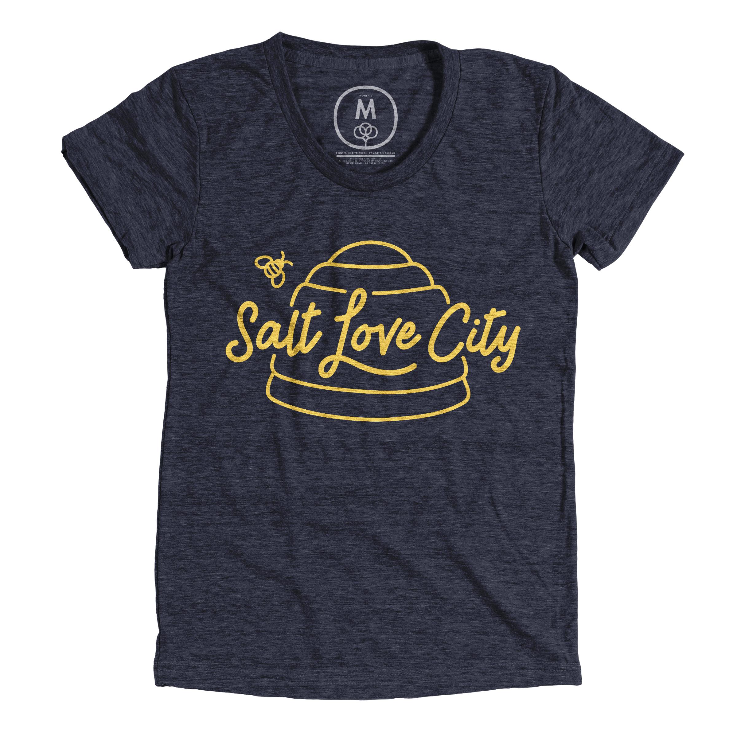 Salt Love City Vintage Navy (Women's)