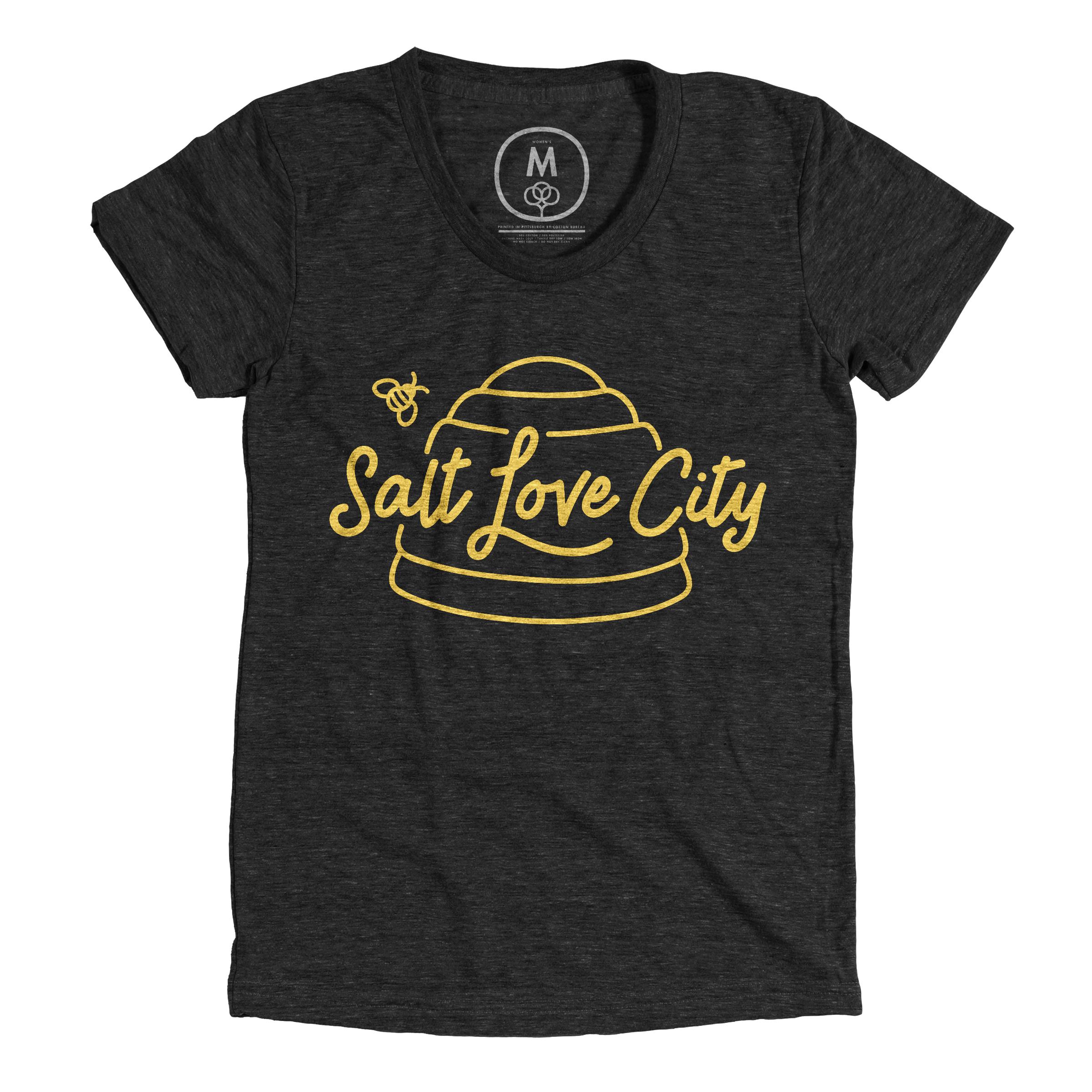 Salt Love City Vintage Black (Women's)