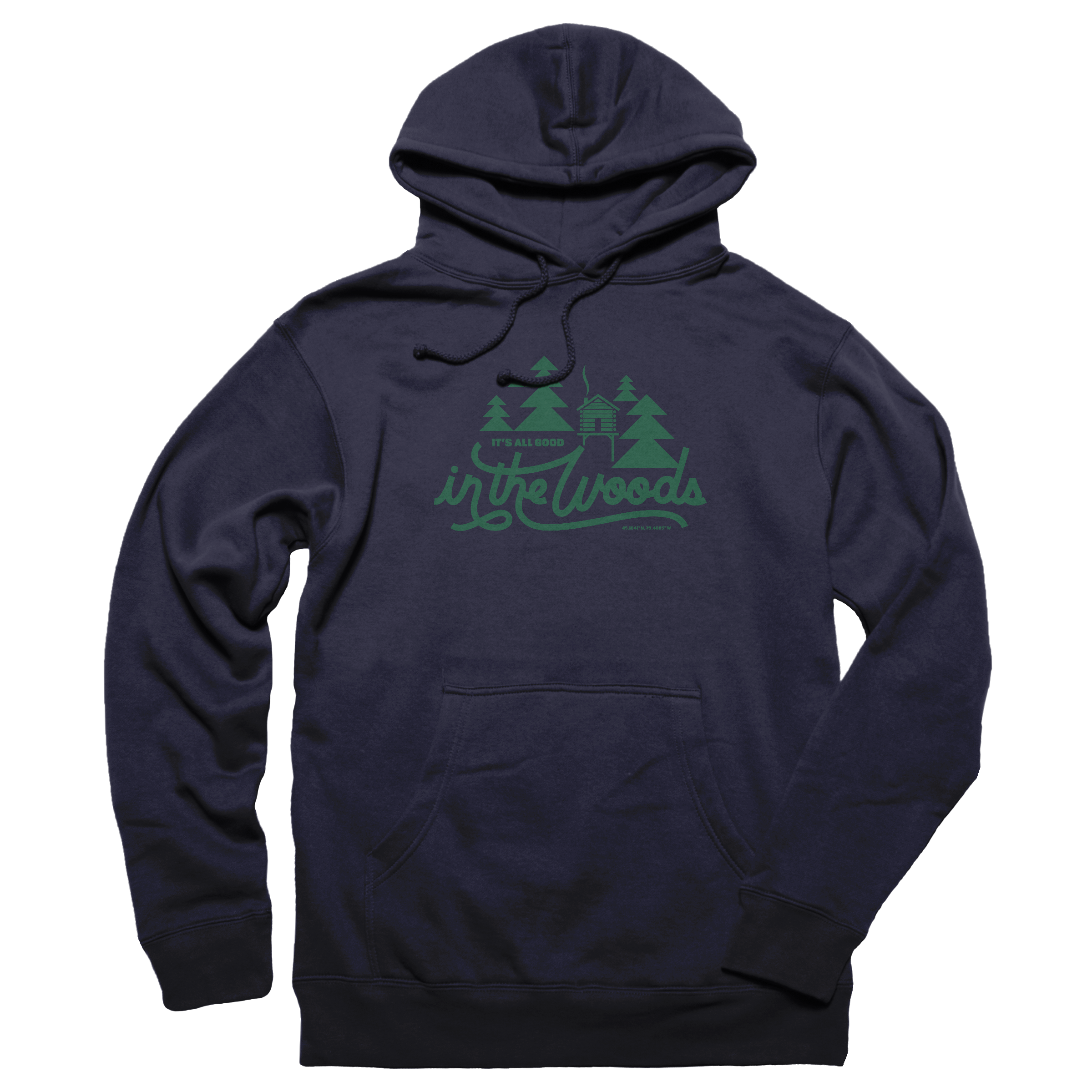 It's all good. Pullover Hoodie