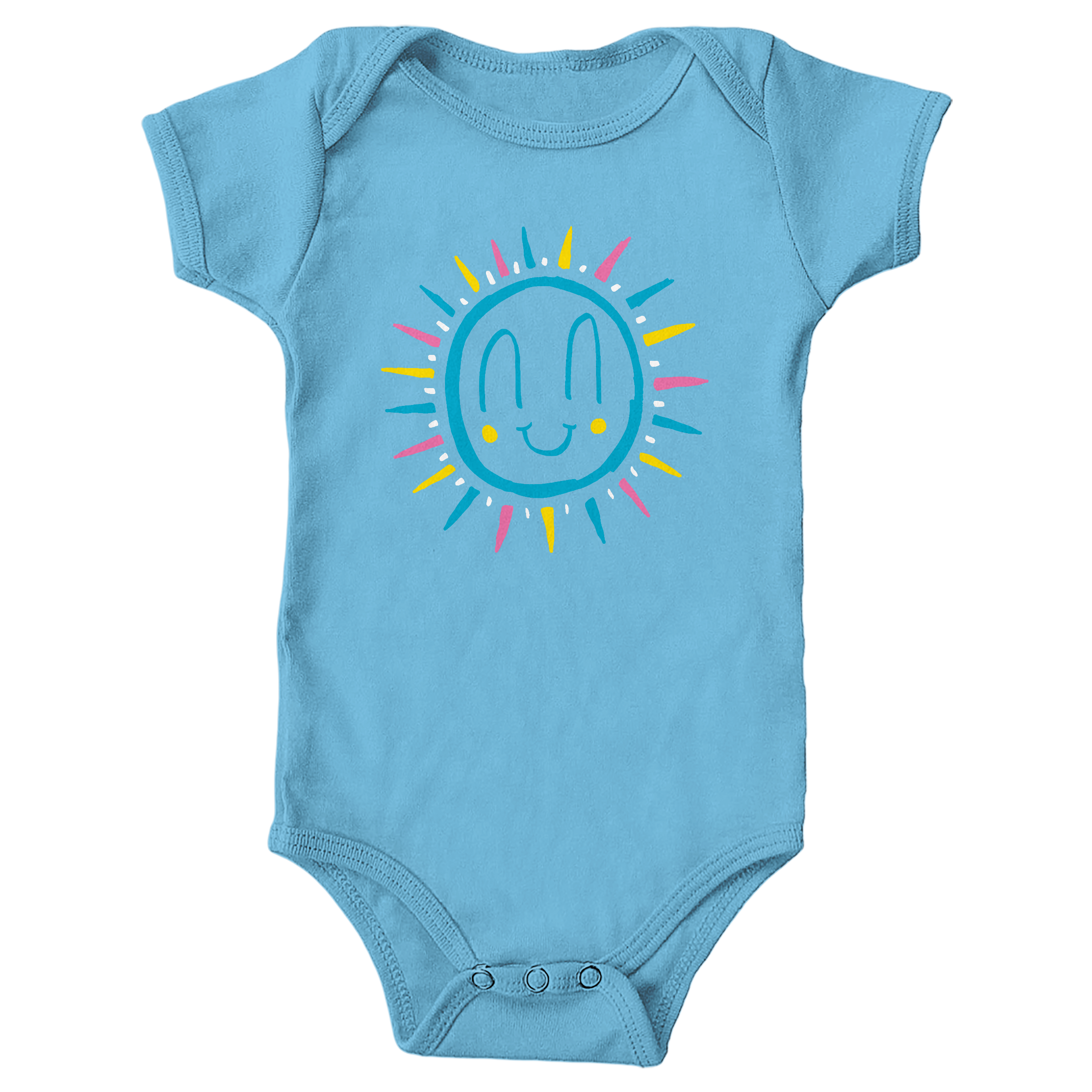 Sunshine Light Blue (Onesie)