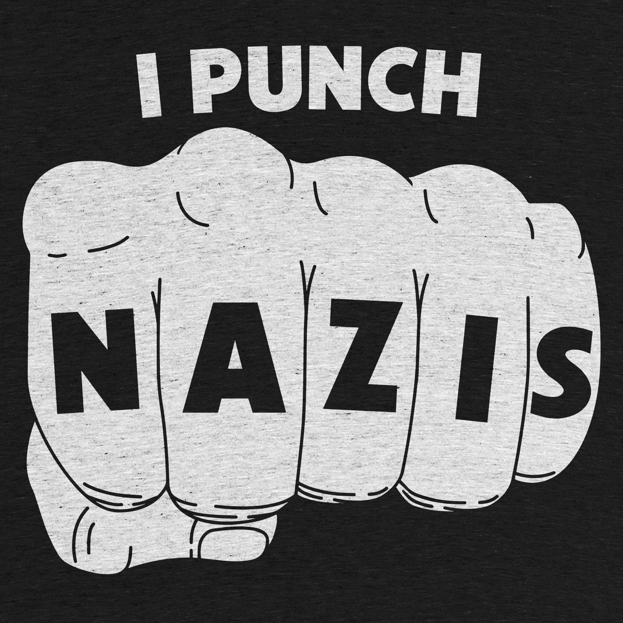 I PUNCH NAZIS Detail