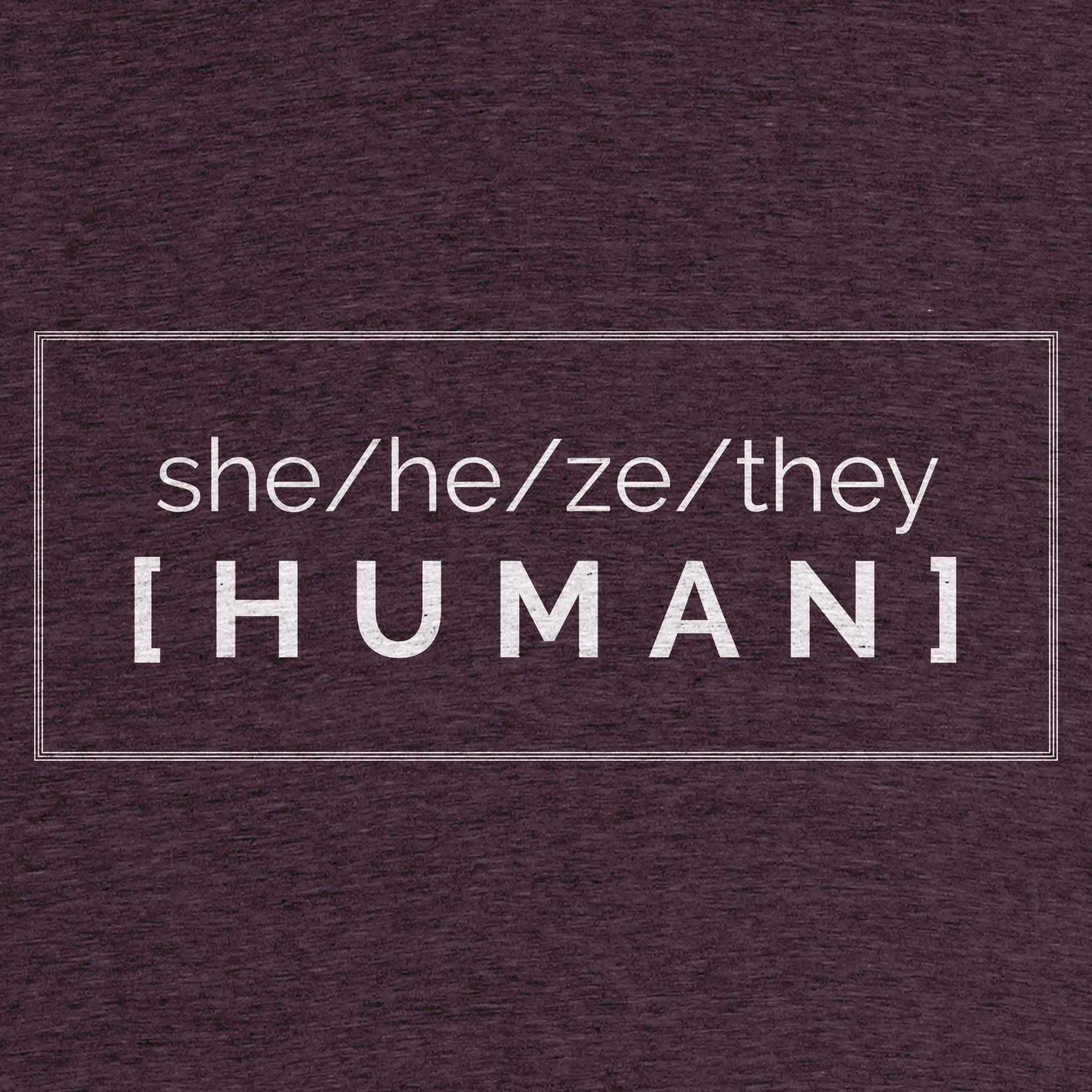 Pronounced Human Detail