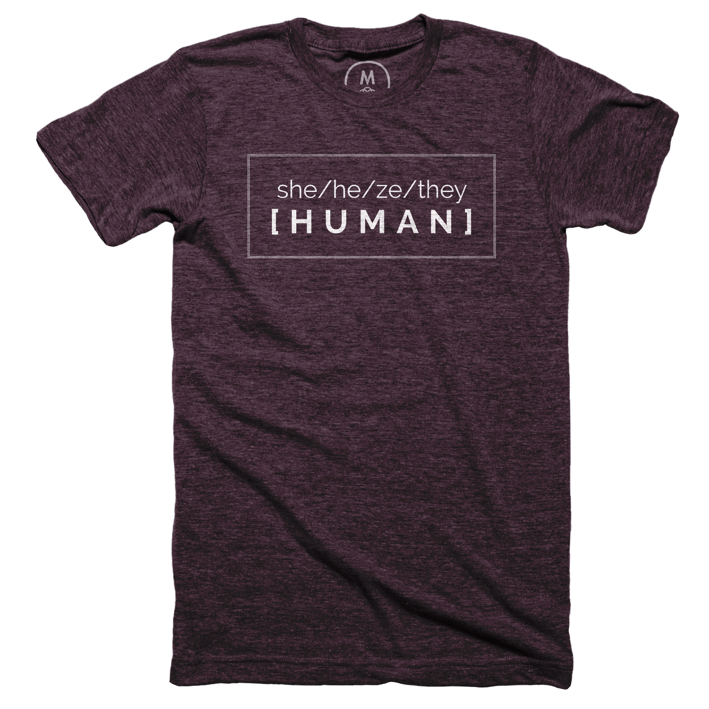 Pronounced Human Vintage Purple (Men's)