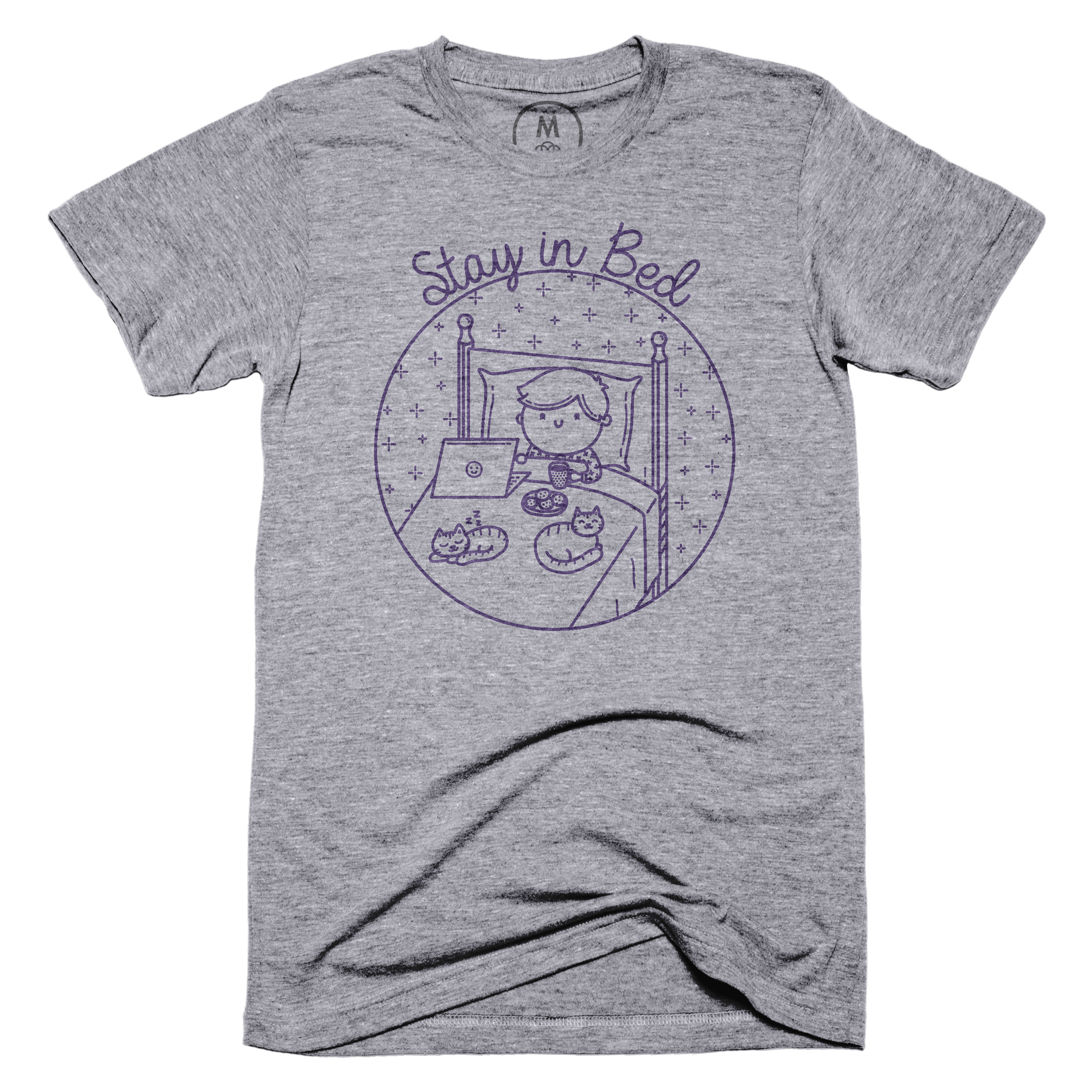 Stay In Bed Club Premium Heather (Men's)
